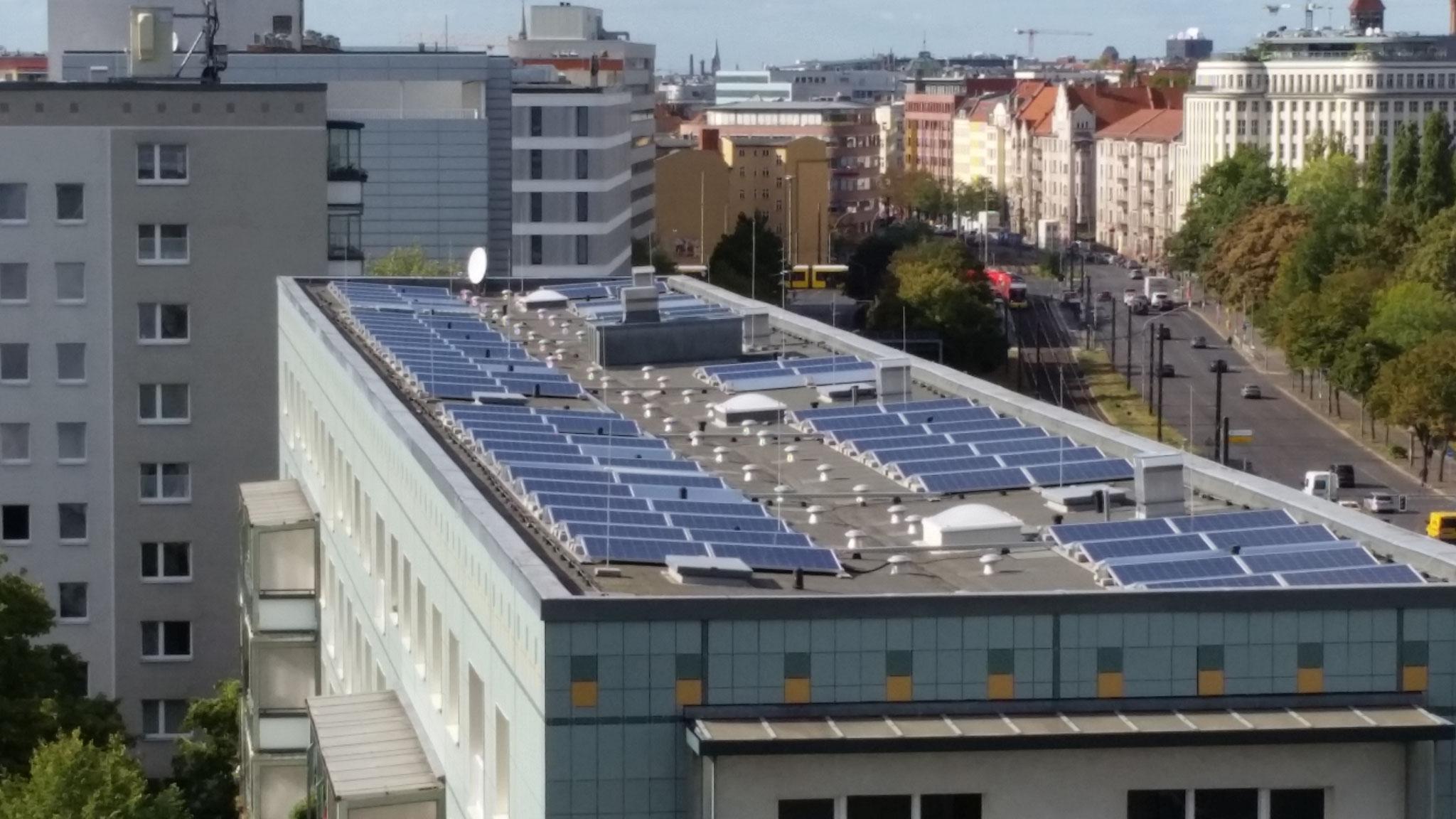 Mieterstrommodell der Berliner Stadtwerke in der Mollstraße - Bild 2 - Bild: Jens-Martin Rode