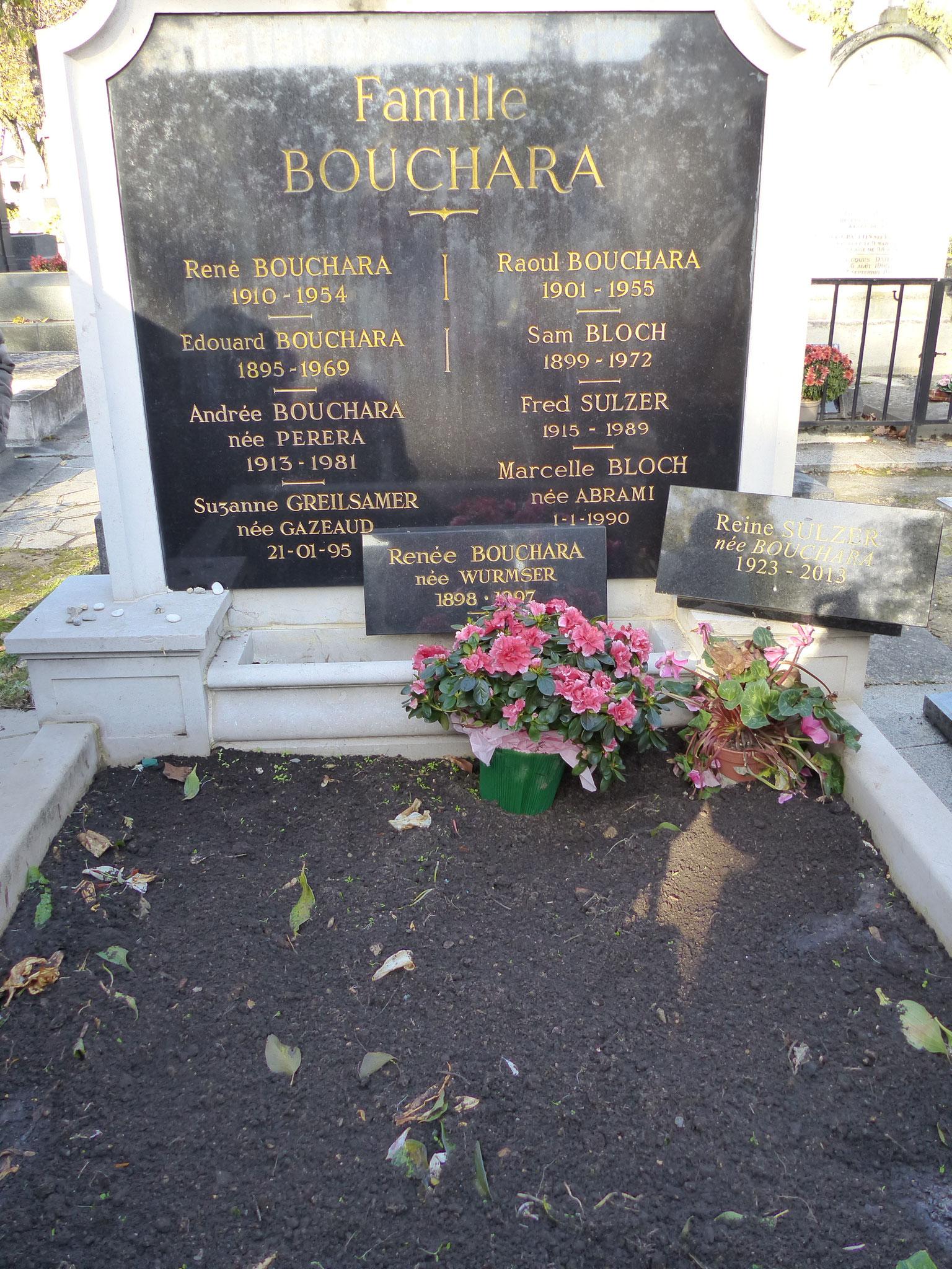 Famille Bouchara