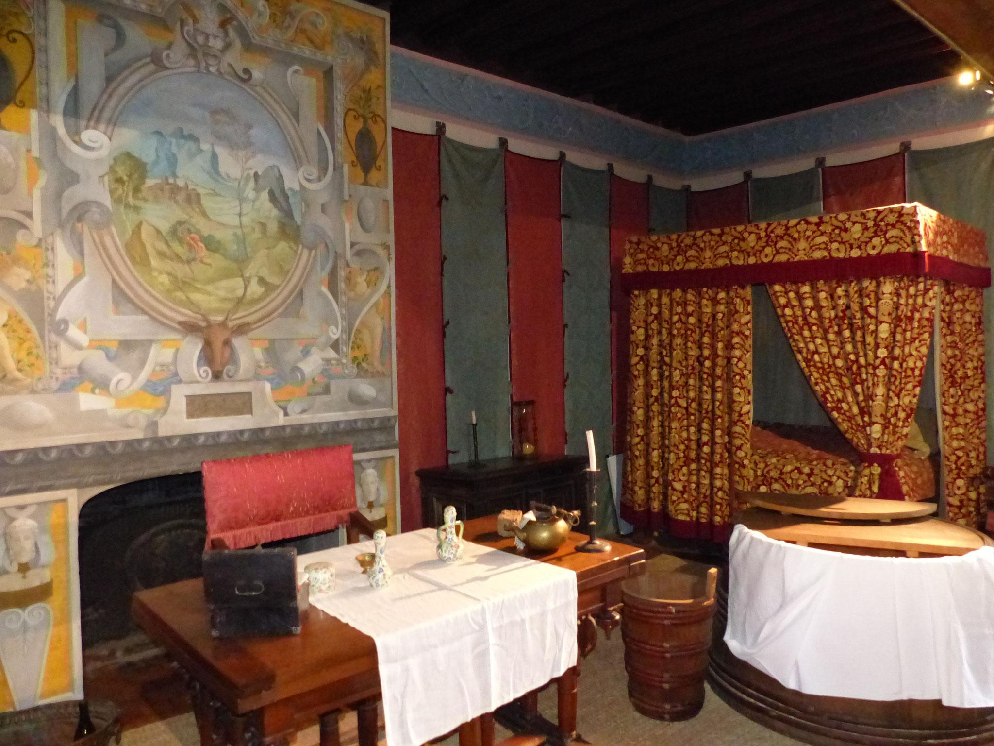 Chambre 16è siècle