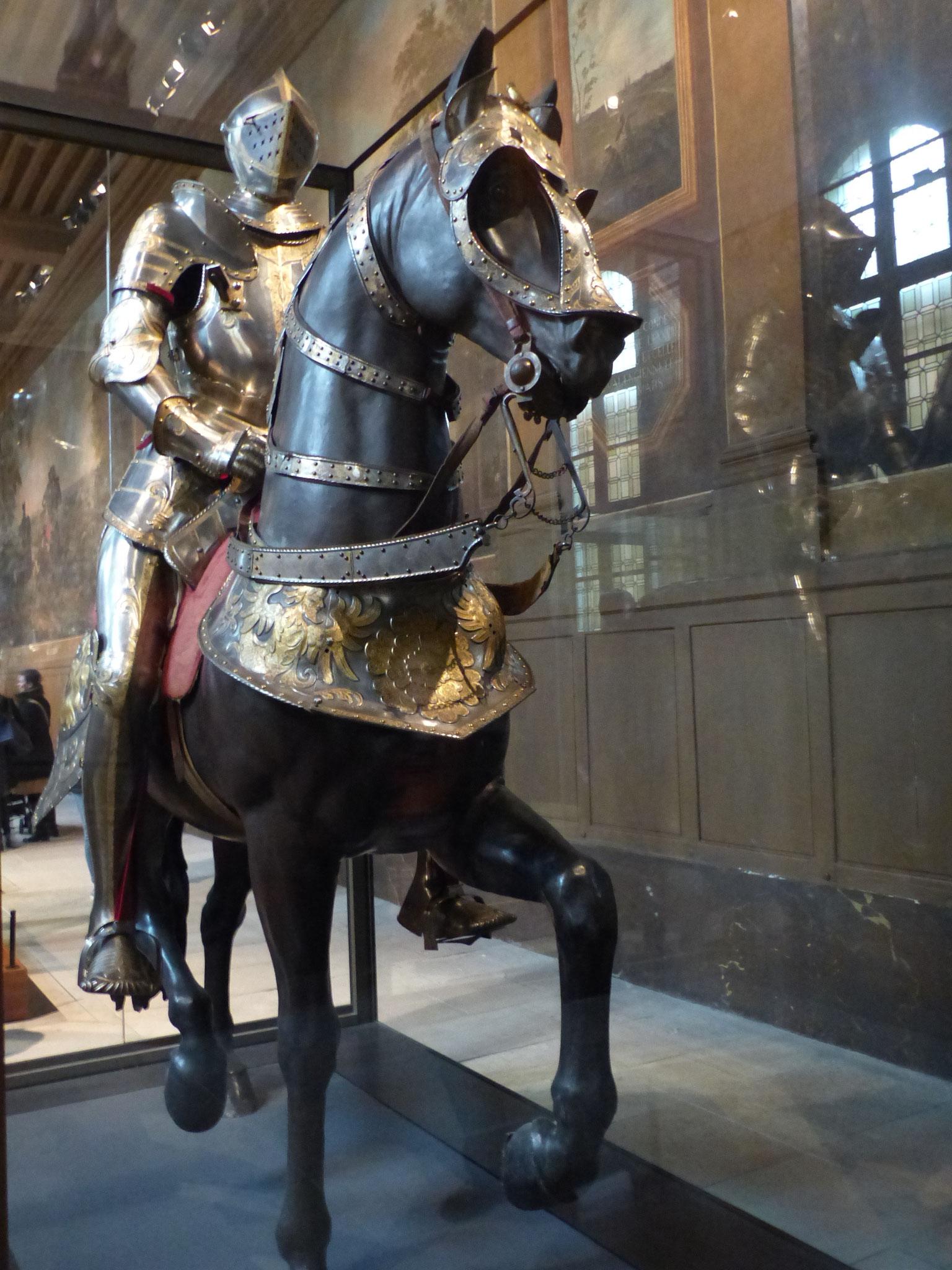Armure de François 1er