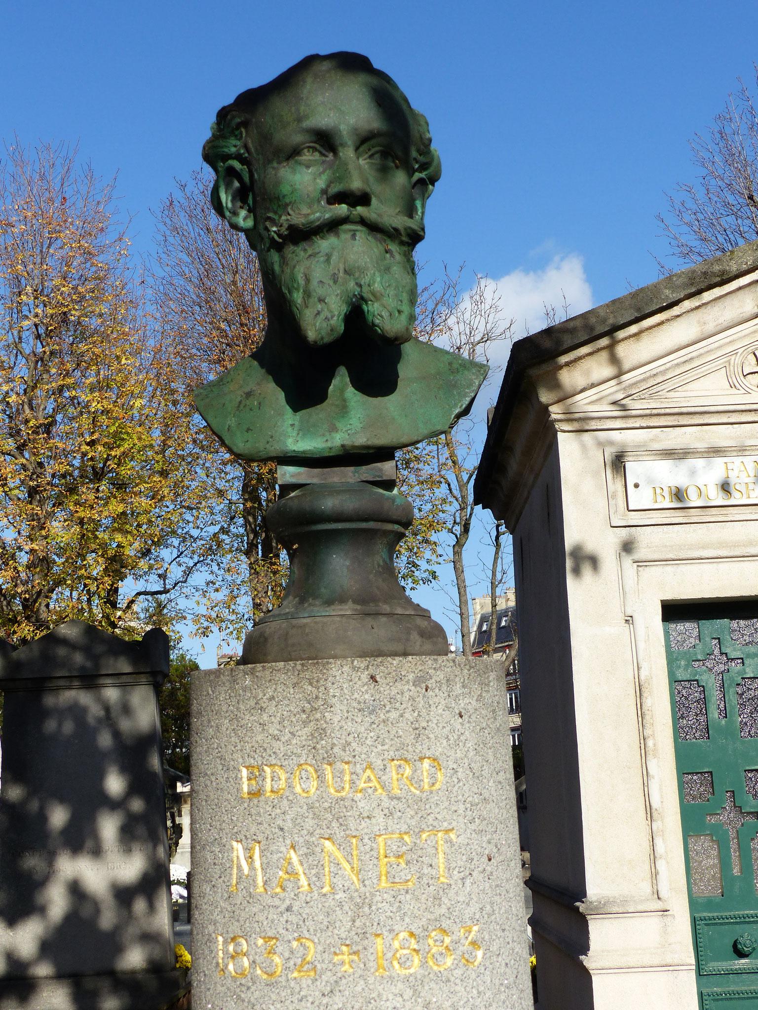 Edouard Manet - Peintre