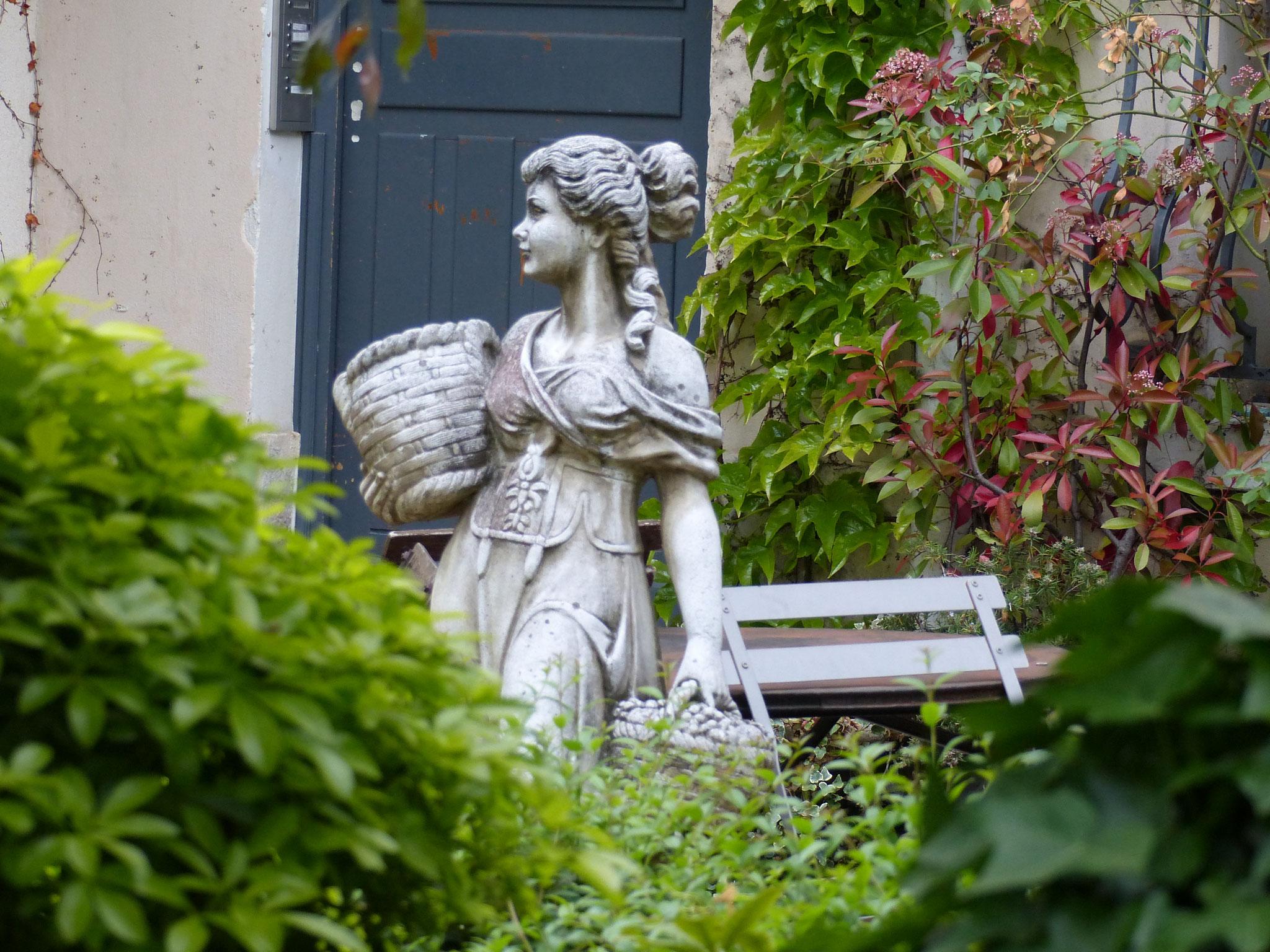 Jardin Villa de l'Ermitage