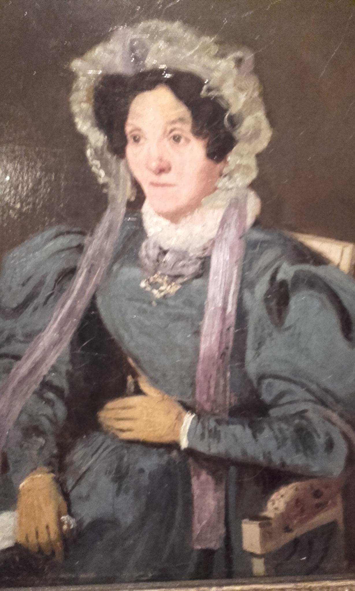 Mère du peintre COROT
