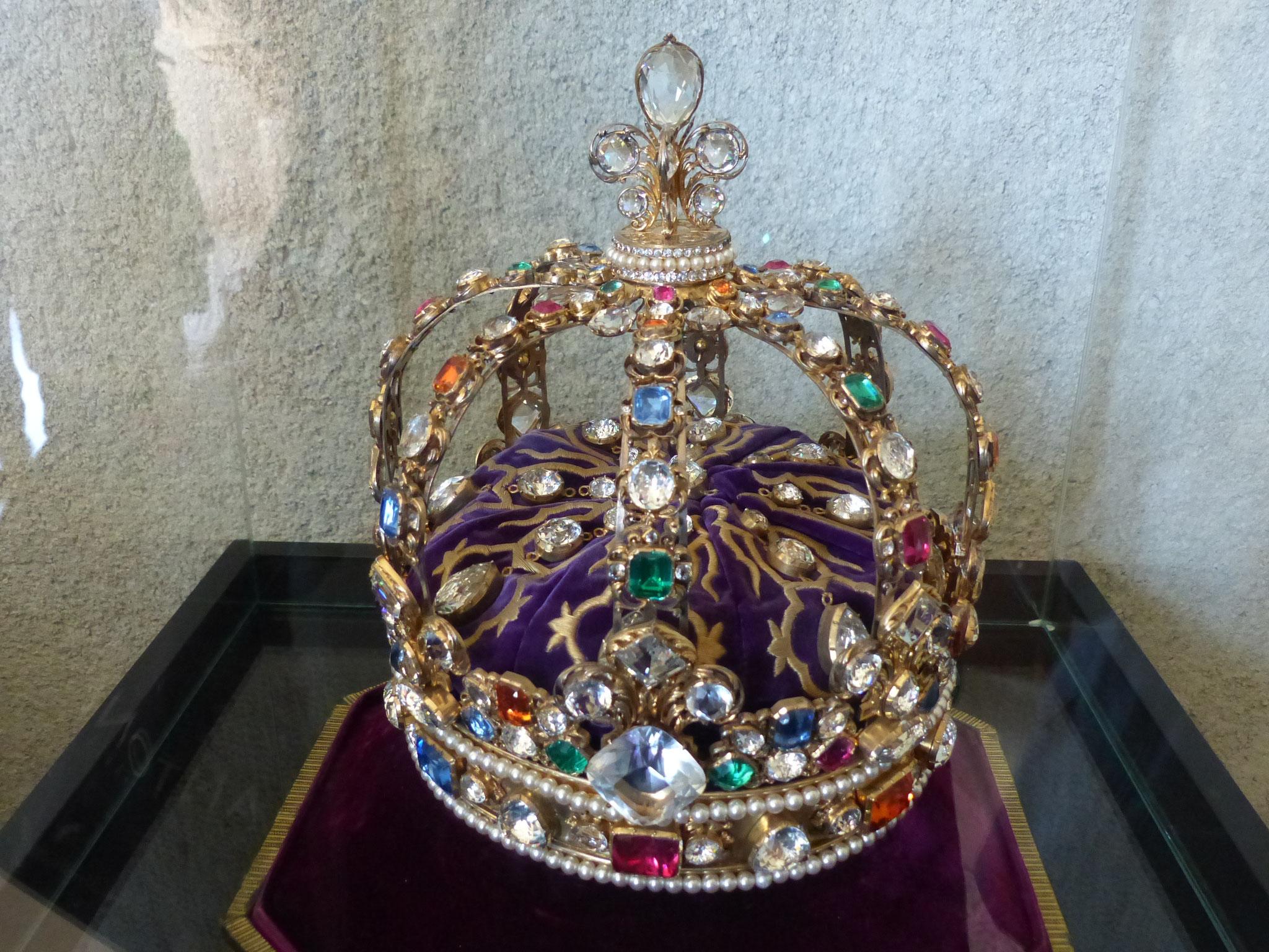 Couronne du sacre de Louis XV
