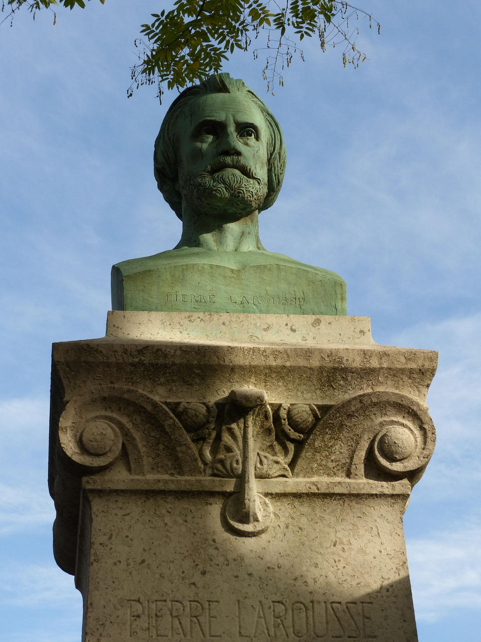 Pierre Larousse - 1817 1875