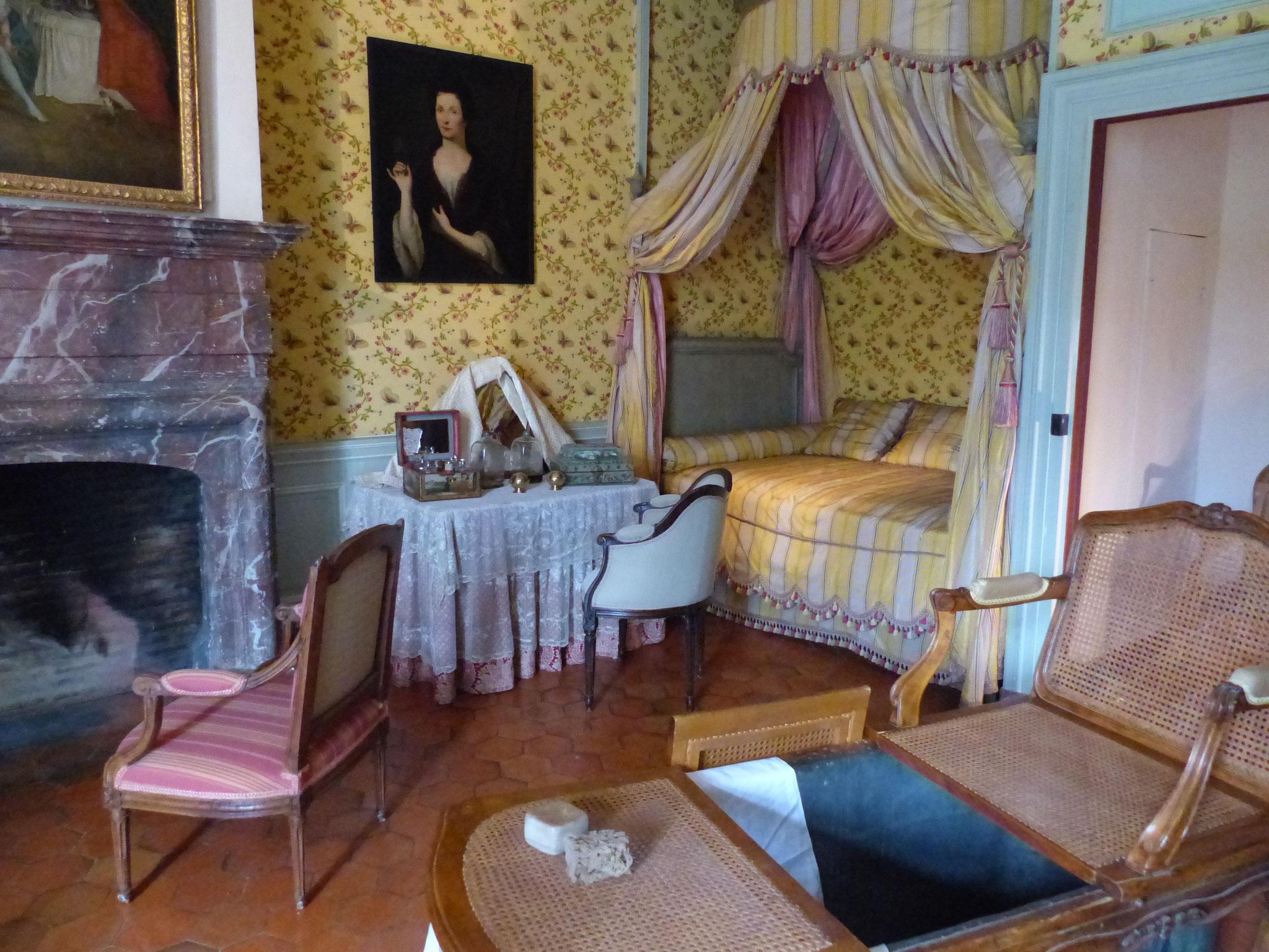 Chambre 18è siècle