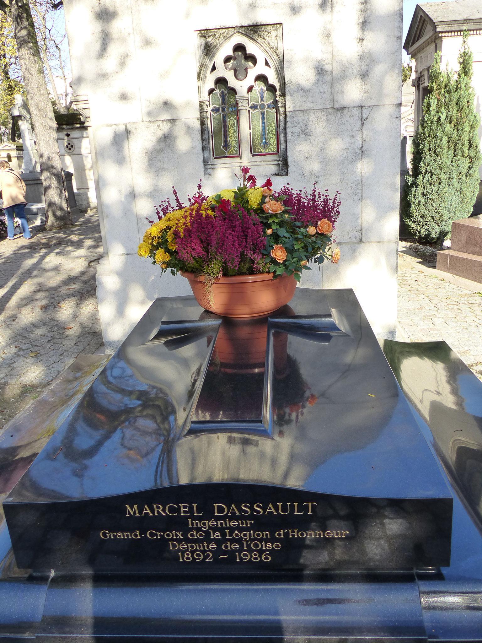 Marcel Dassault - Entrepreneur