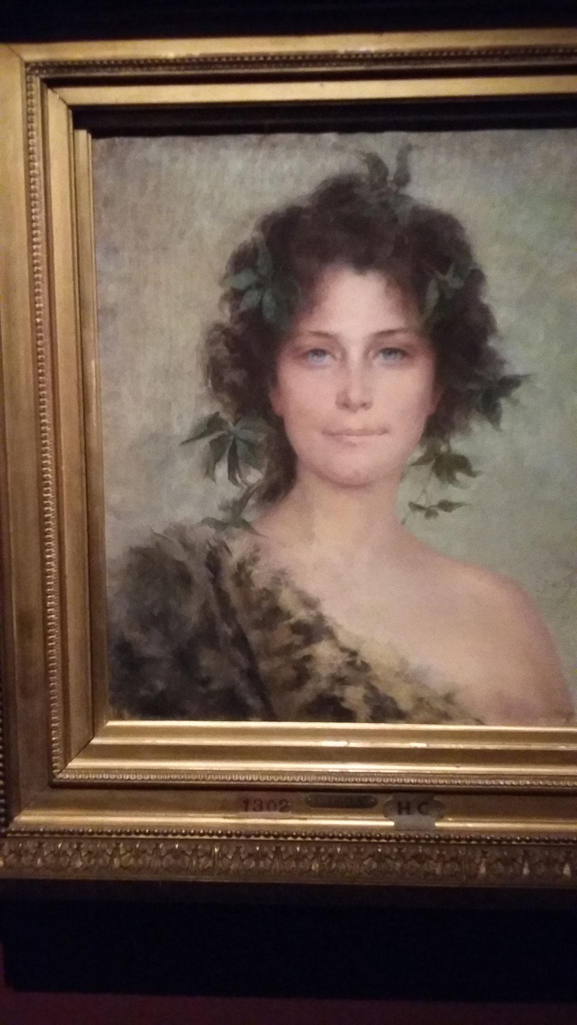 La Sauvagesse 1909 - Caroline Bailly