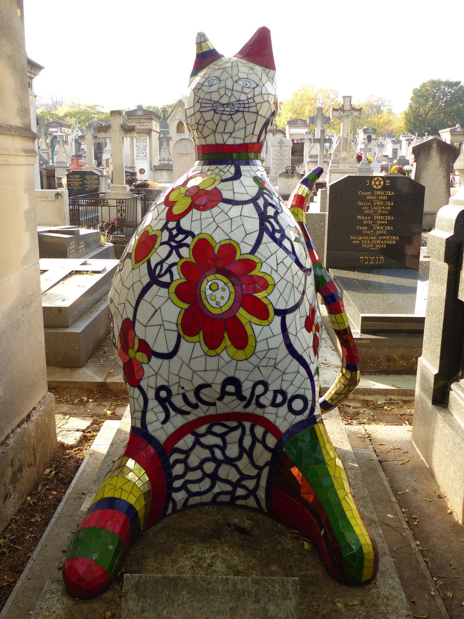 Epitaphe de Niki de Saint Phalle