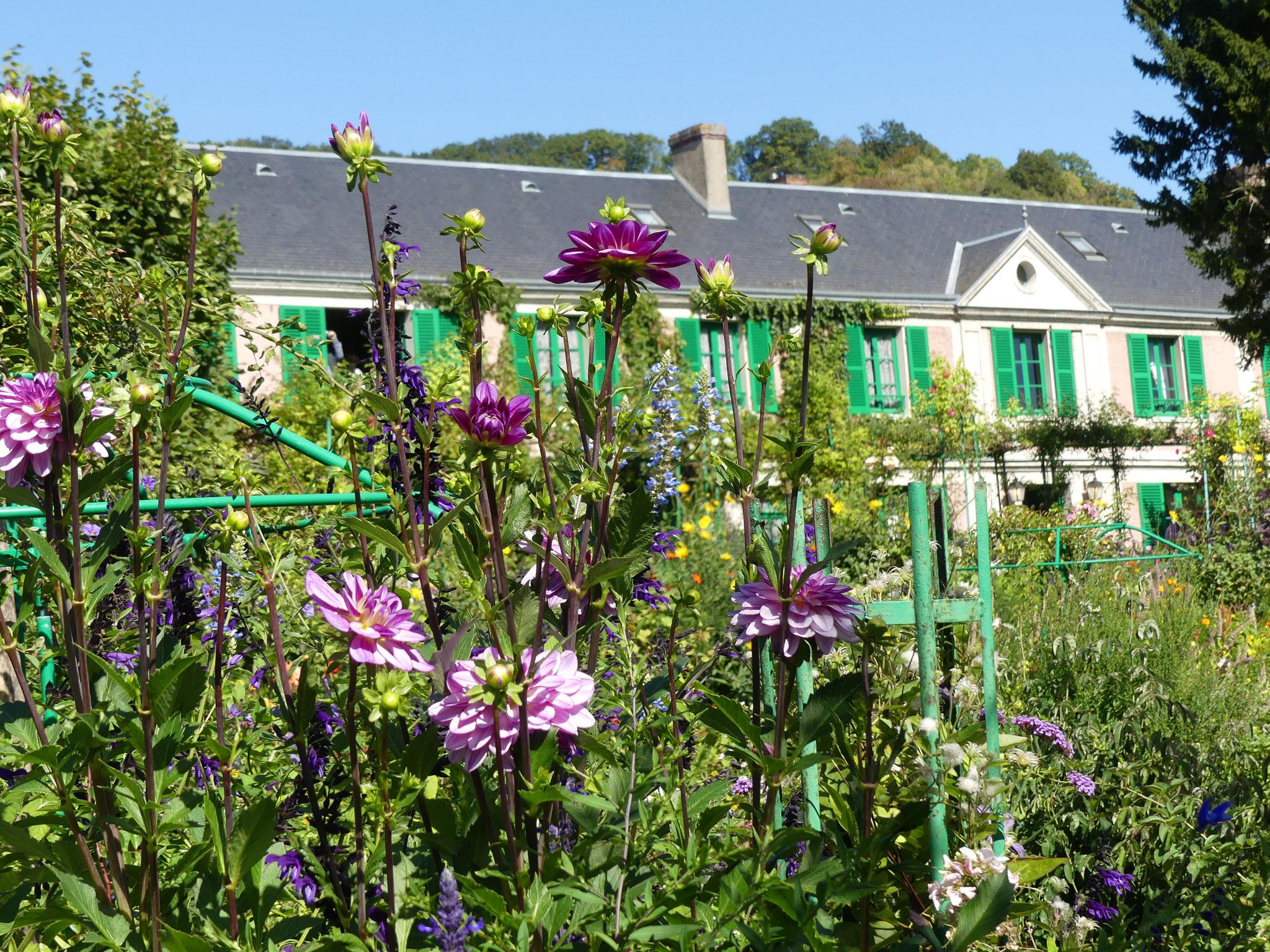 Jardin Maison Monet