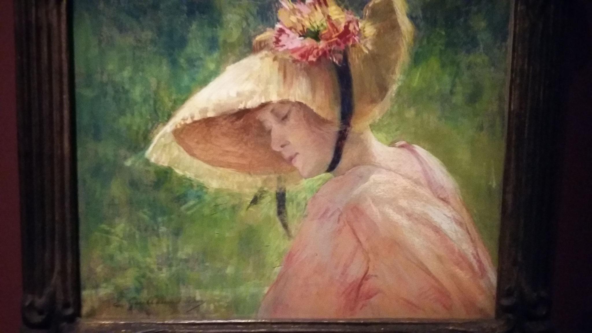 Au soleil 1917 - Emilie Guillaumot Adan