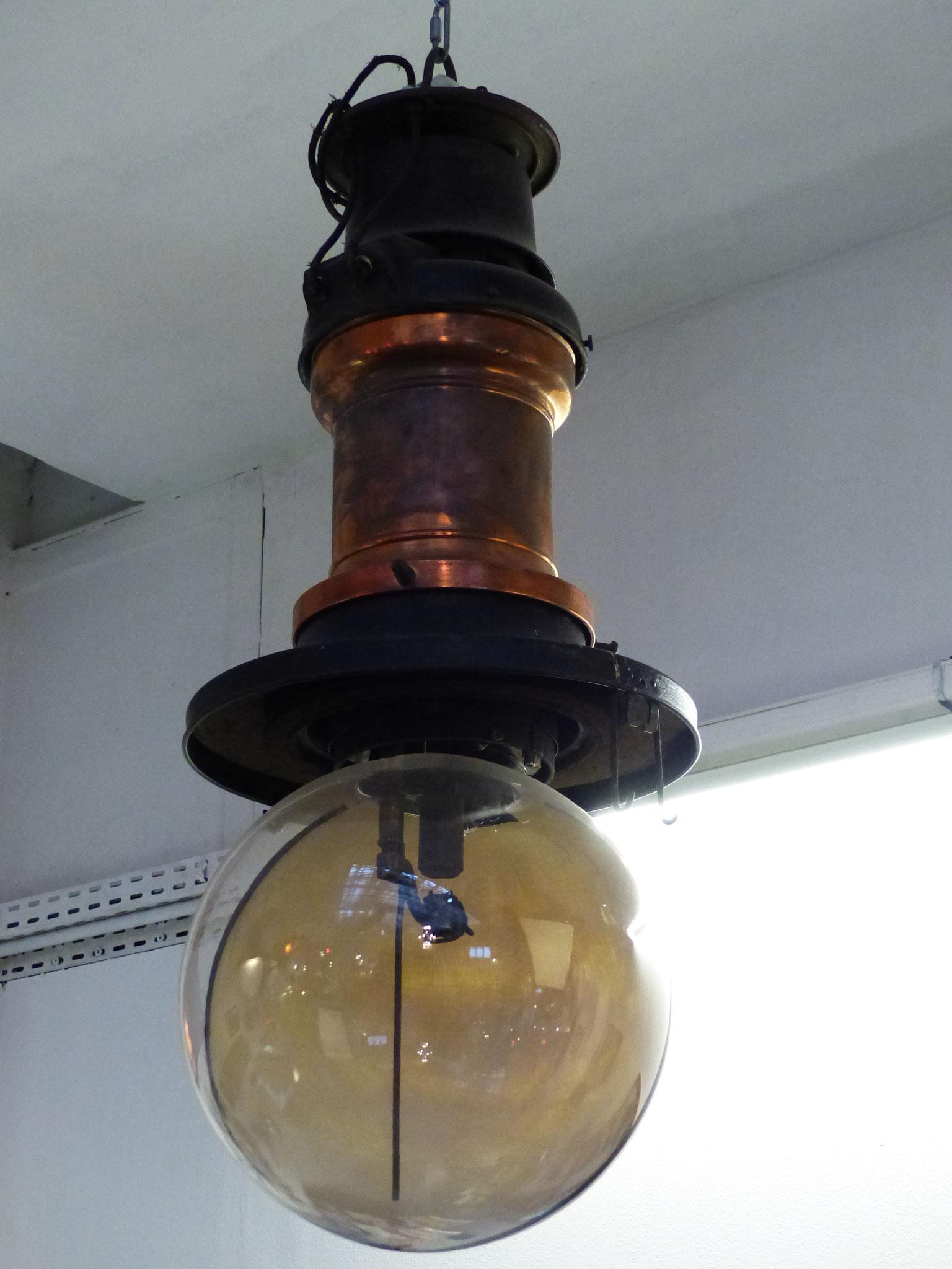 Lampe à arc de carbonne
