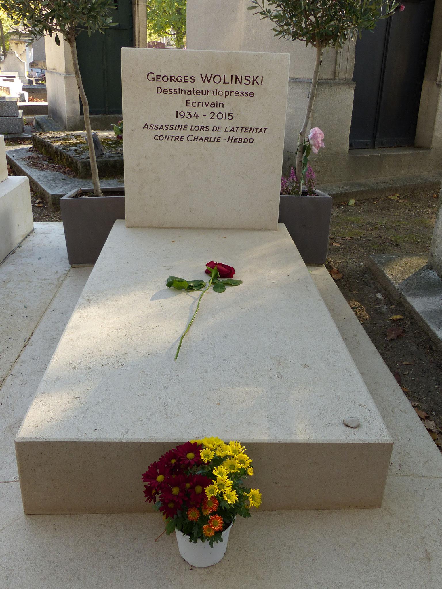 Georges Wolinski - 1934 2015