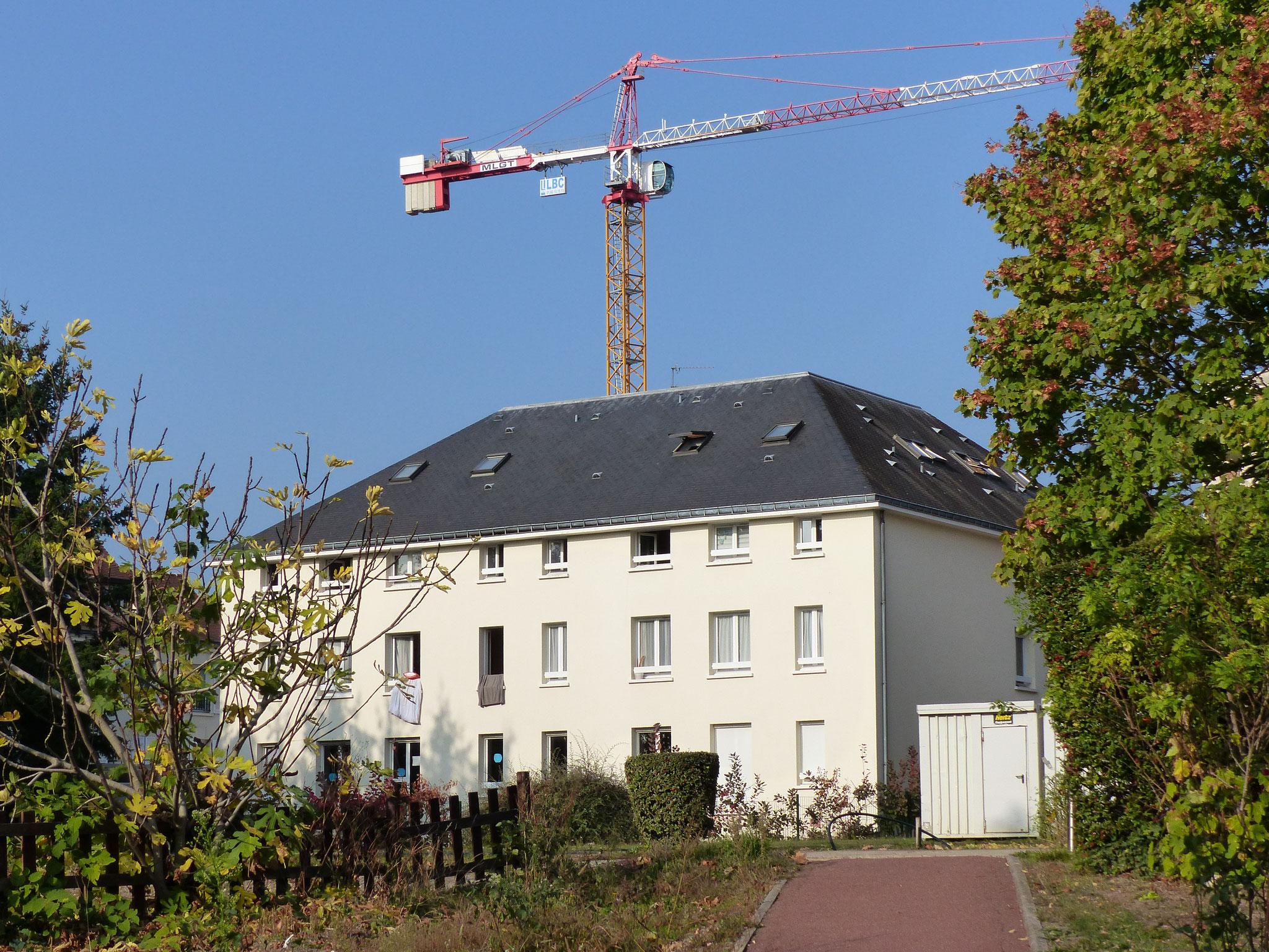 Le centre maternel comprend 30 logements