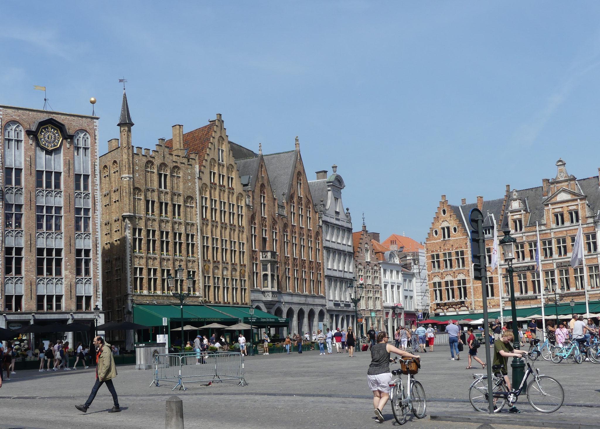 Maisons typiques belges