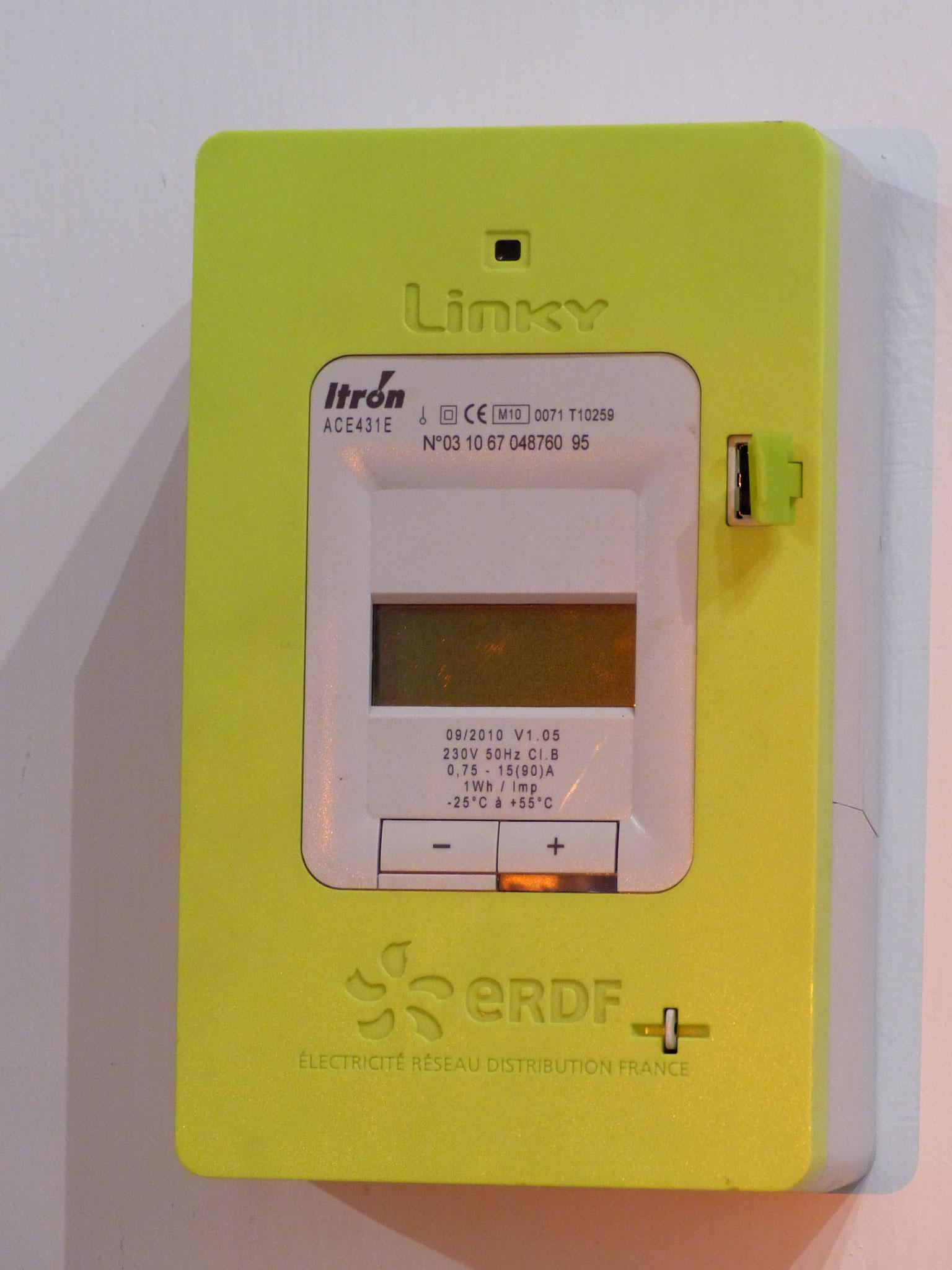 Nouveau compteur électrique pour tous d'ici 2020