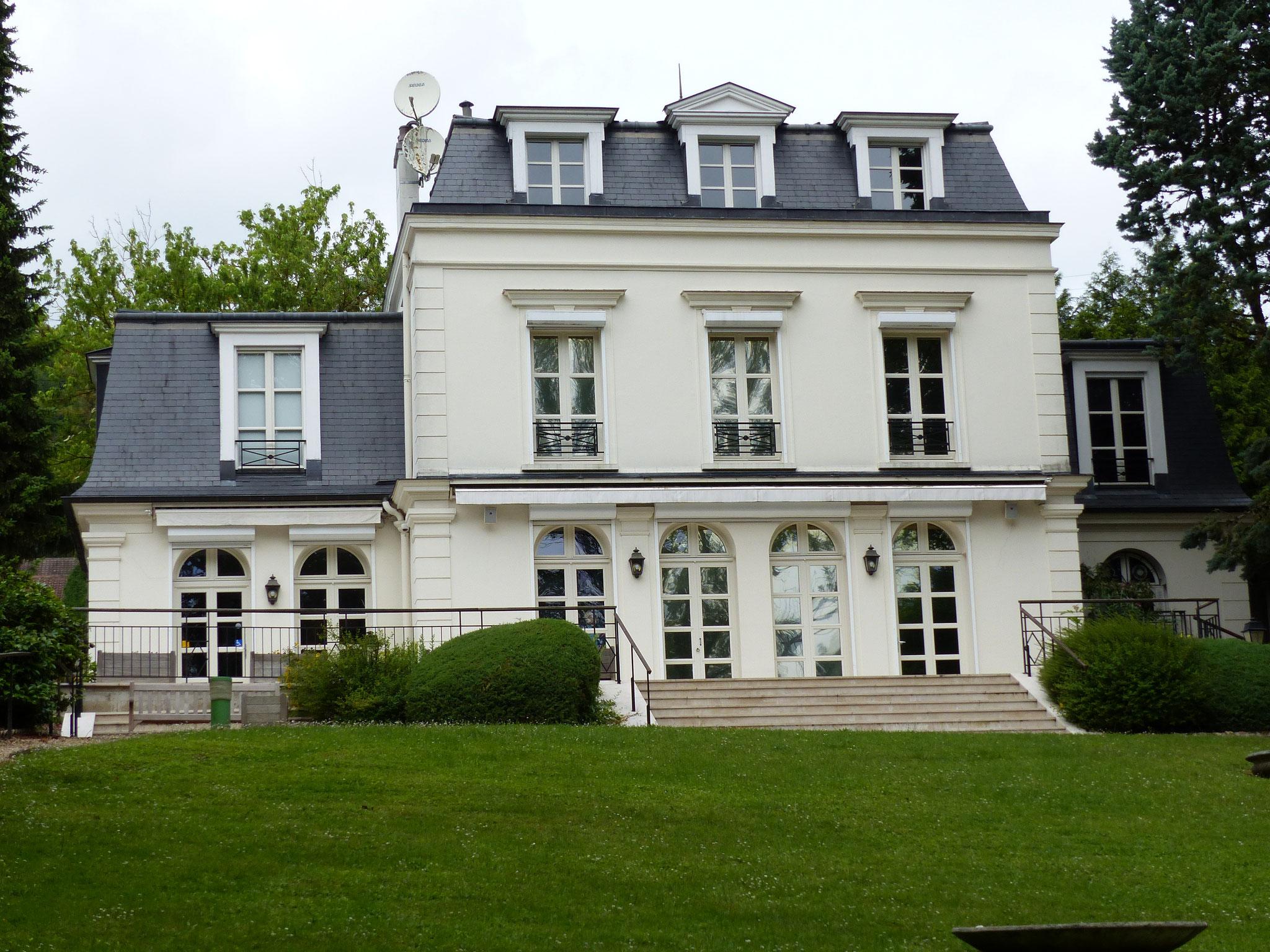 Sa maison à Saint Rémy-lès-Chevreuse