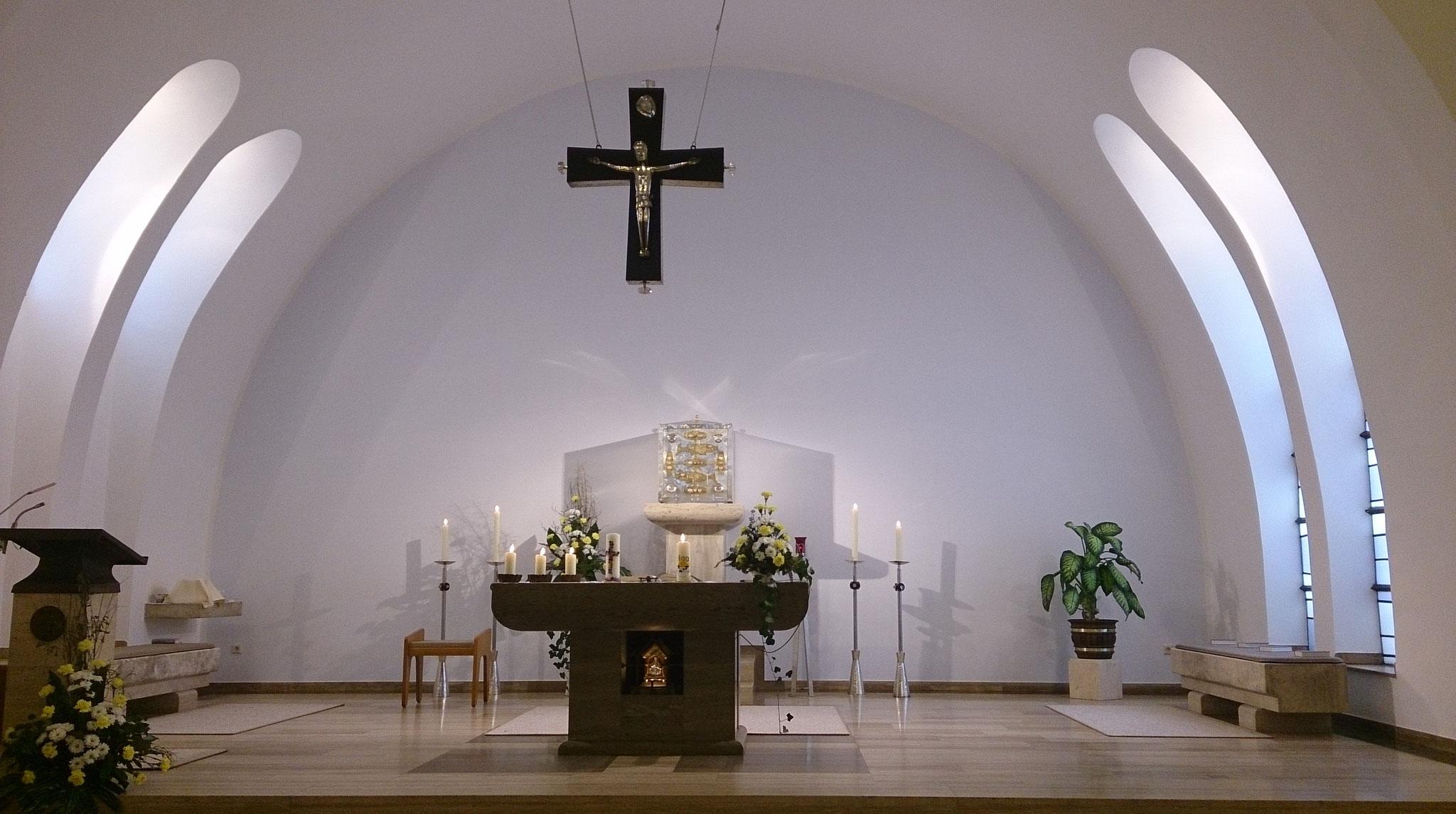 Kirche St. Suitbert, Wanheim (Foto: privat)