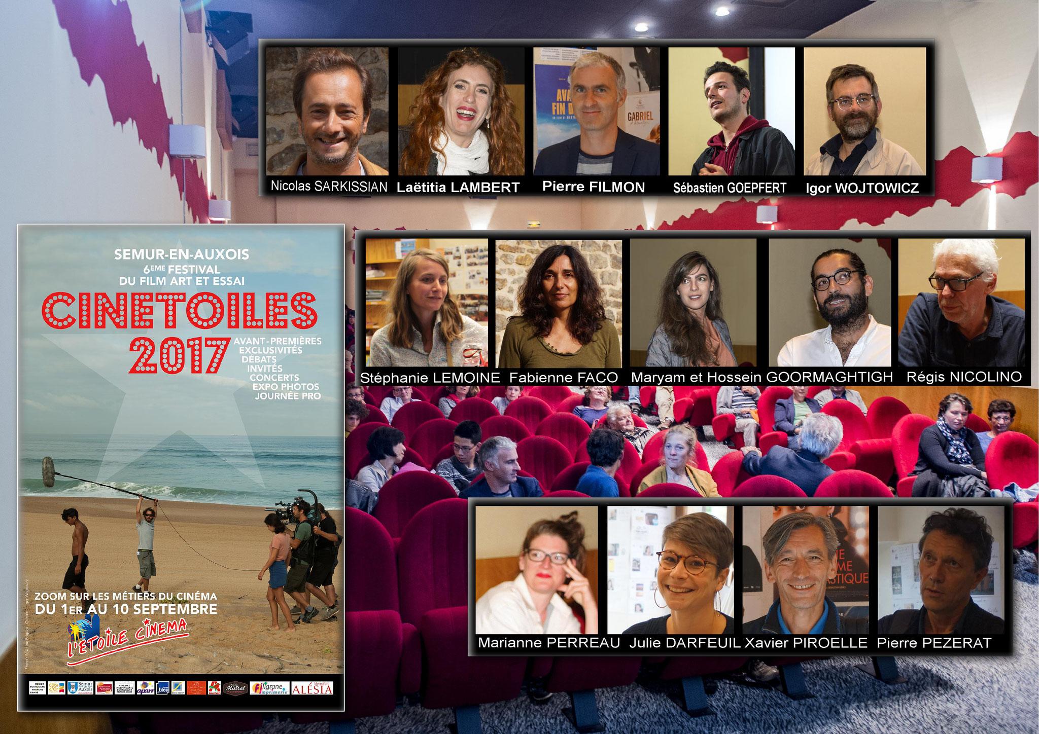 Festival CINETOILES 2017