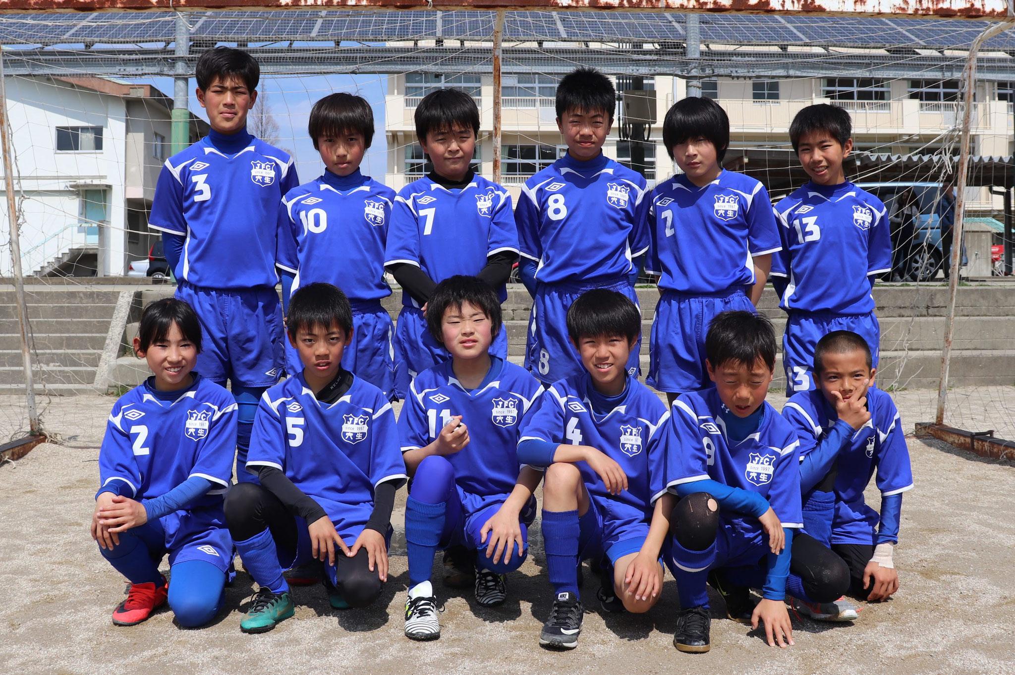 U-12折尾メモリアルカップ 4位  敢闘賞  2019/3/21