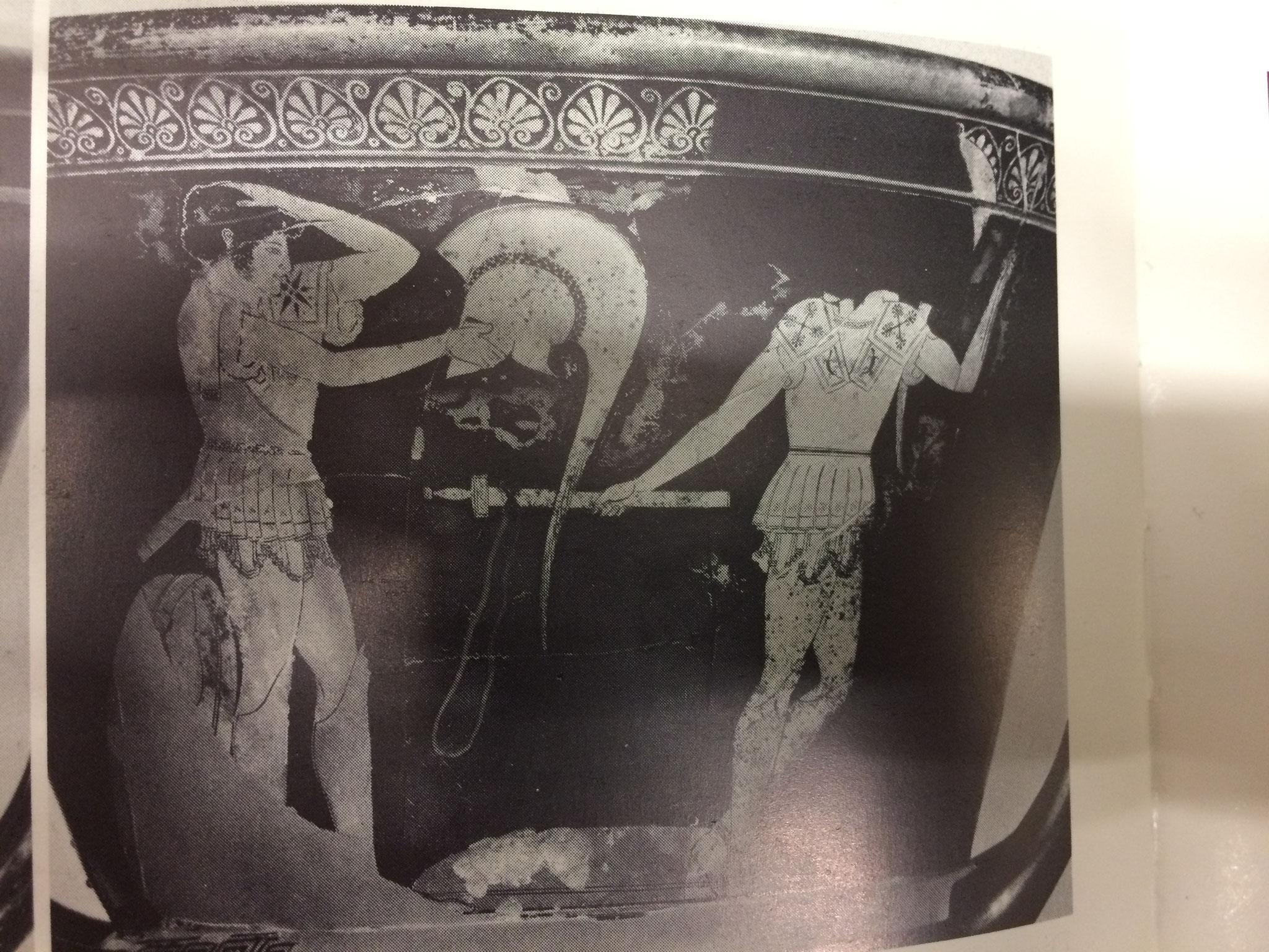 Abb. 2: Kleophrades-Maler, Metropolitan Museum New York, 500-490 v. Chr.