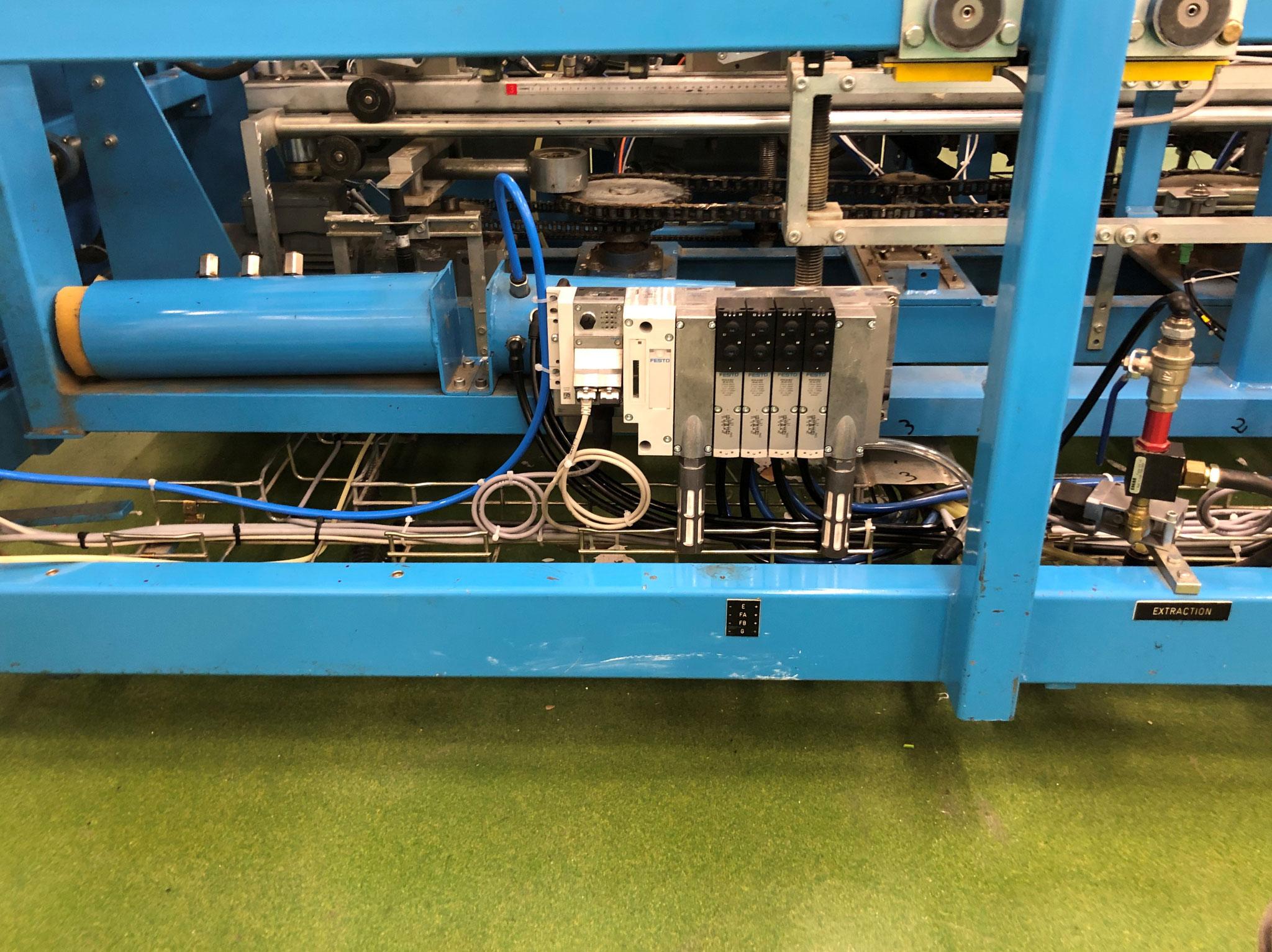 Rétrofit Electro-pneumatique, après intervention