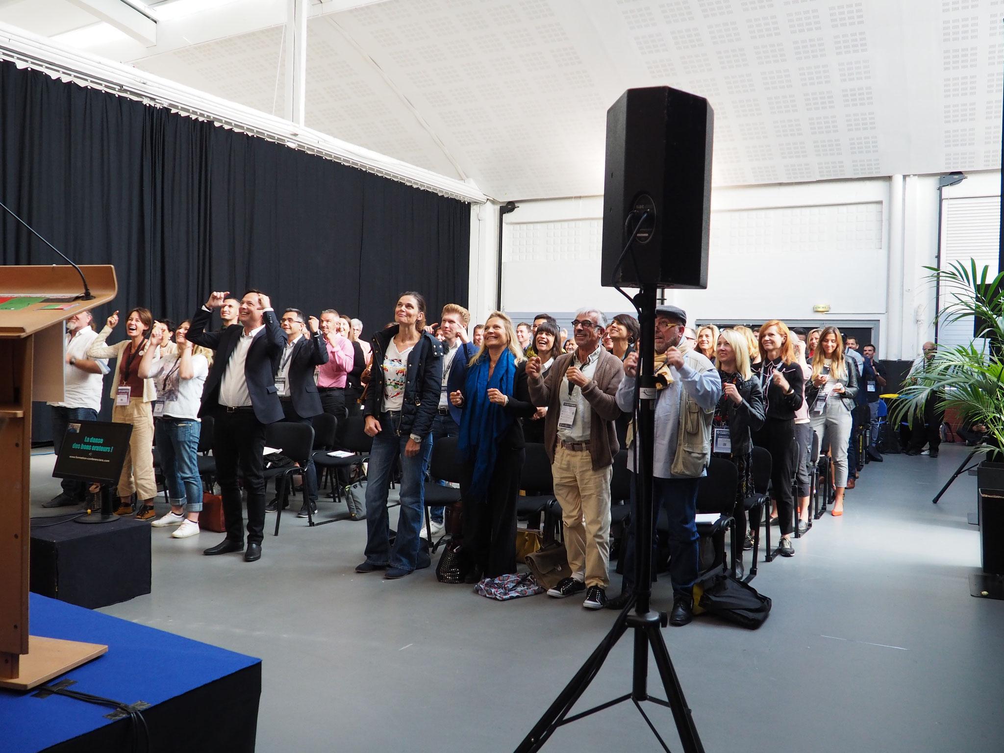 """Conférence """"Devenez mémorable dans toutes vos interventions en public sans y passer des heures !"""" by Christine MORLET"""