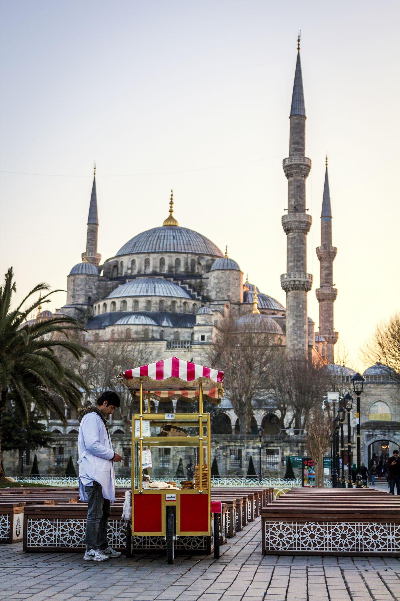Istanbul - Turkey © 2017 Nik Schwald.