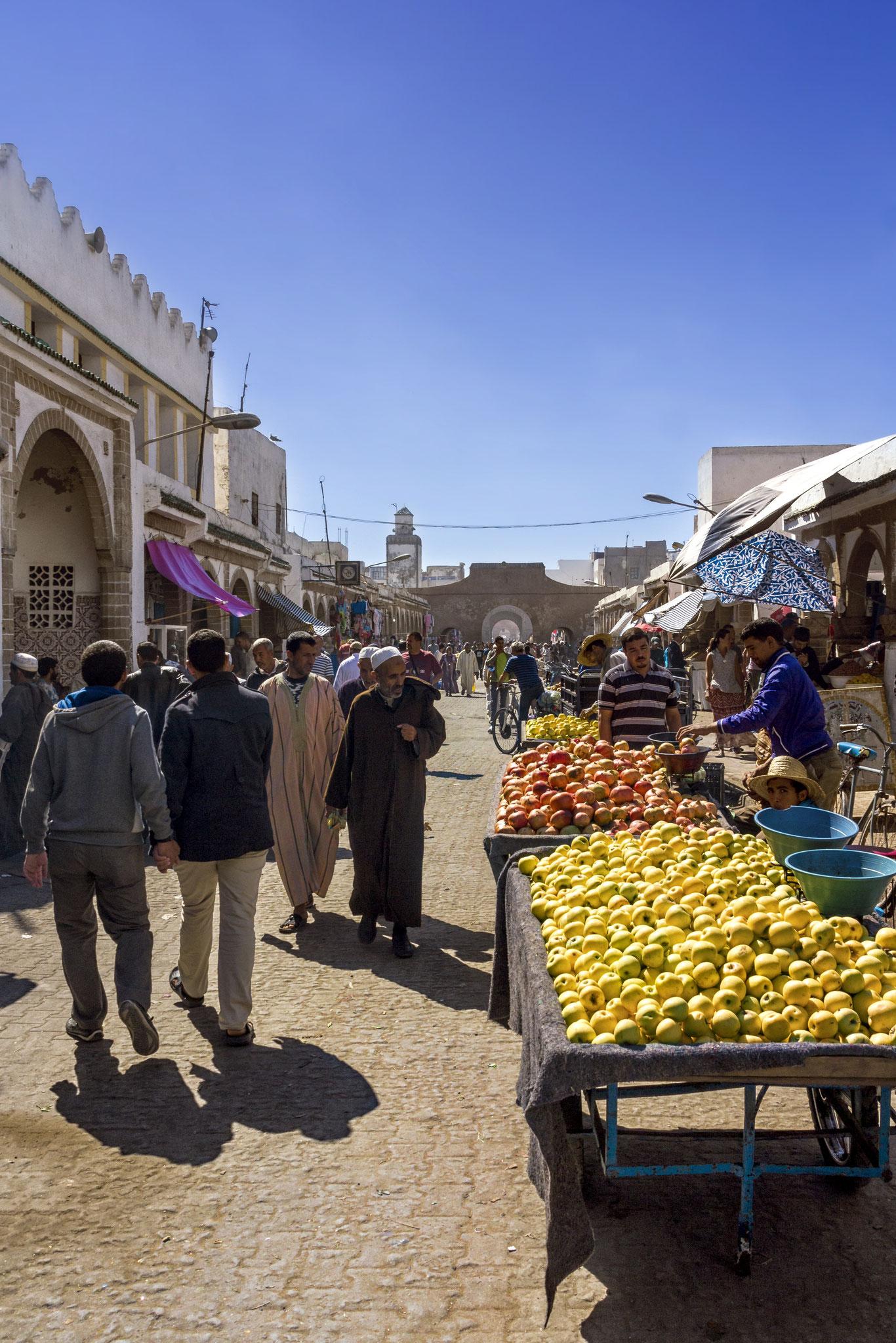 Essaouira - Morocco © 2014 Nik Schwald.