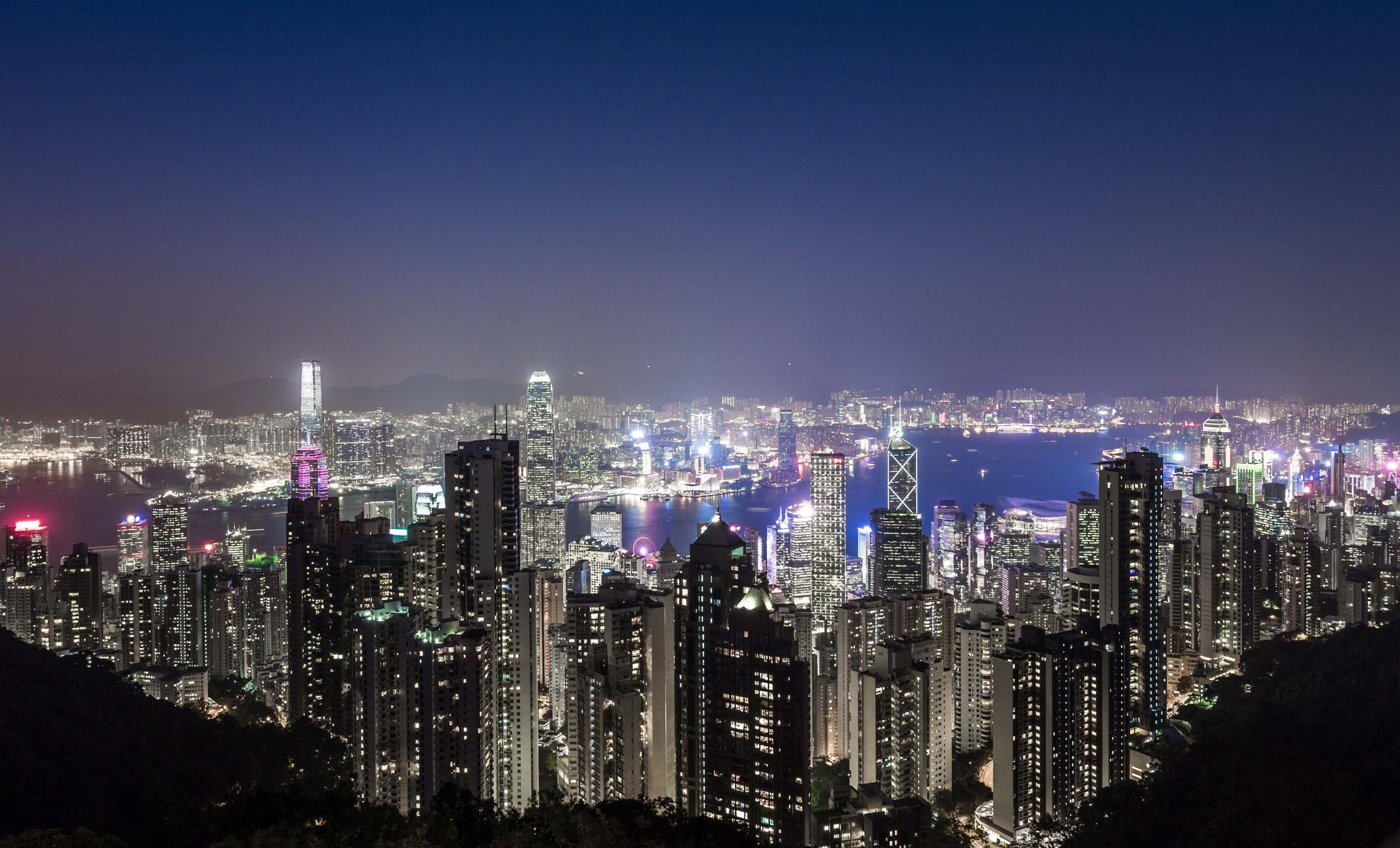 Hong Kong  © 2017 Nik Schwald.