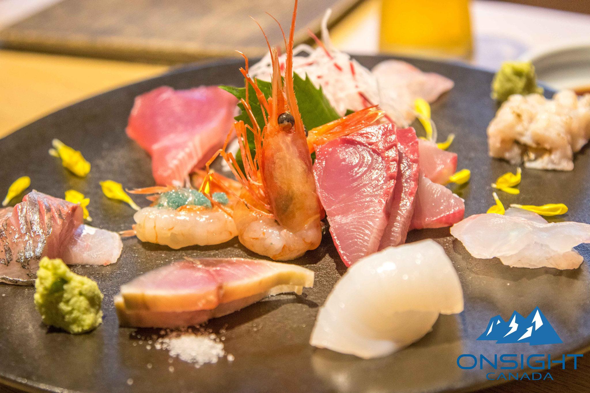 Best seafood in Japan