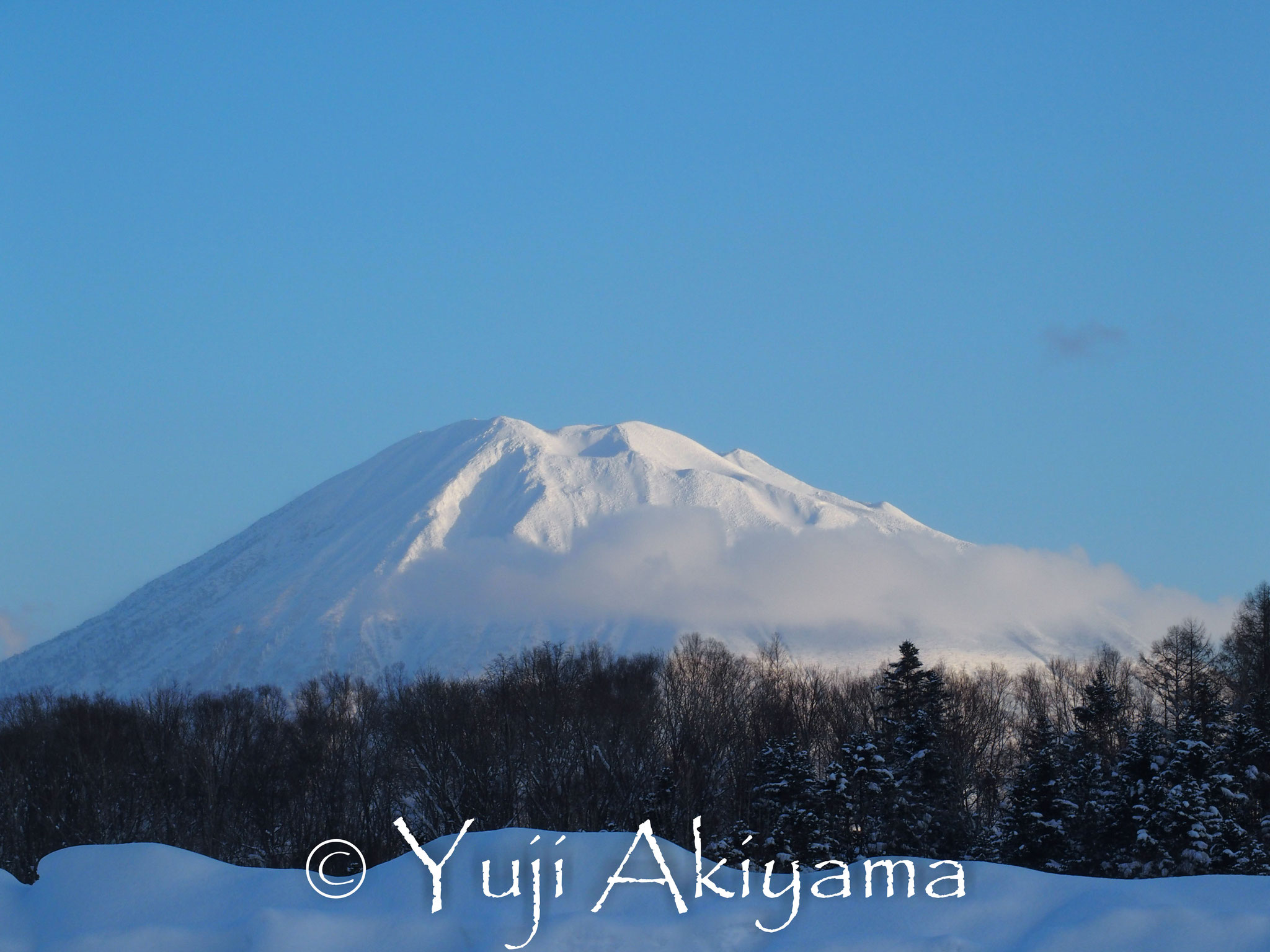 Mt. Yotei in Niseko