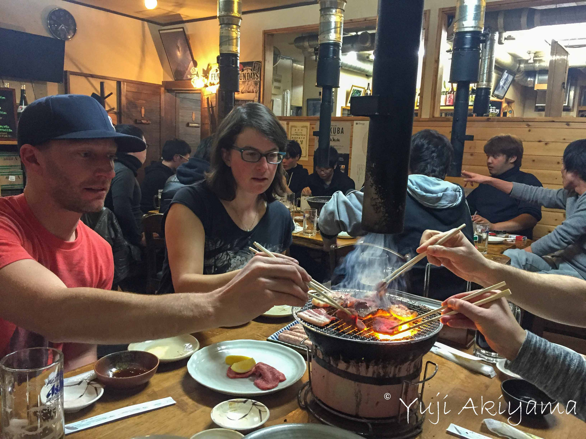 Yakiniku BBQ will become your favorite meal