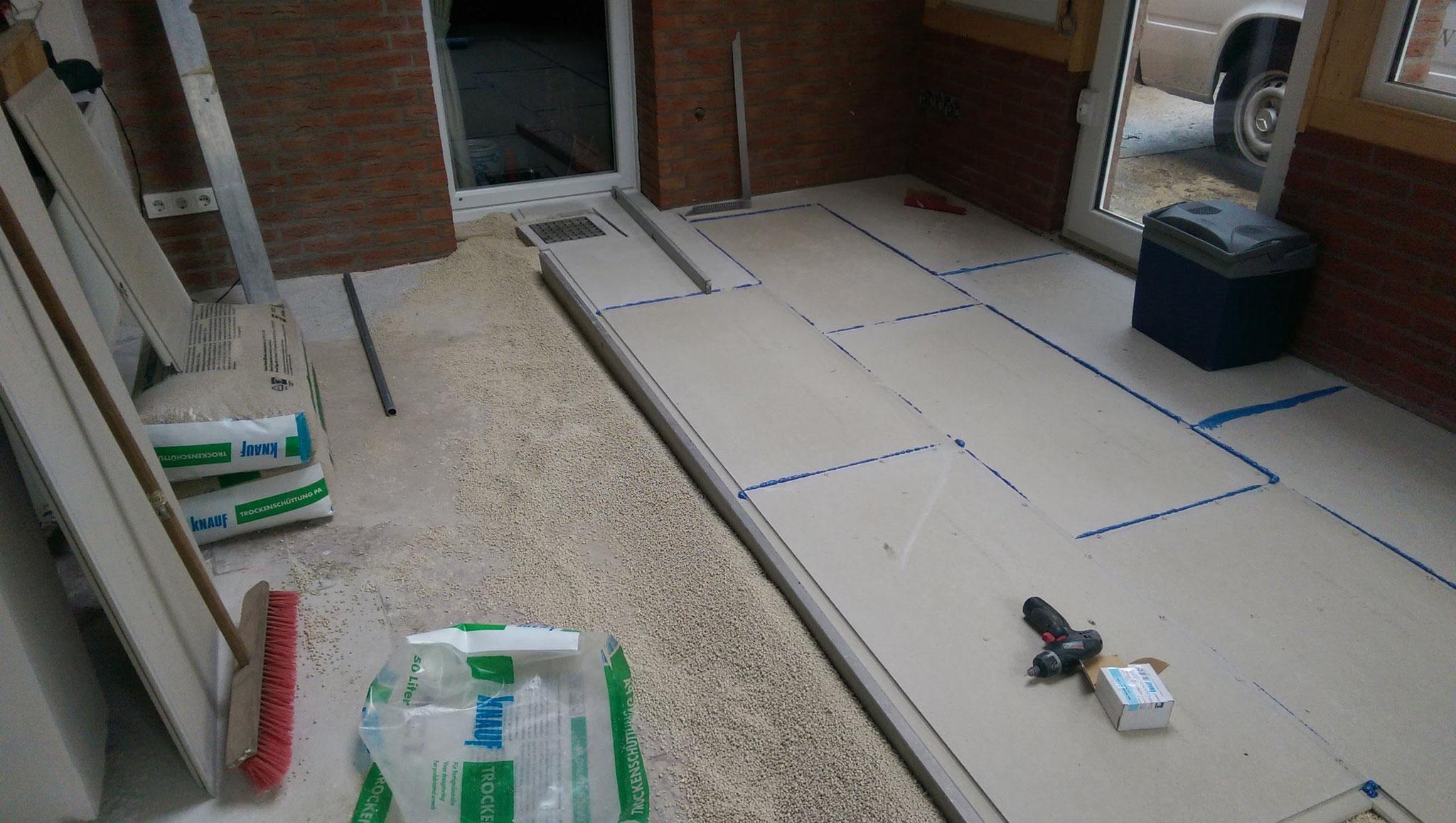 Fußboden Estrich ~ Fußboden estrich verlegen estrich verlegen schritt für schritt