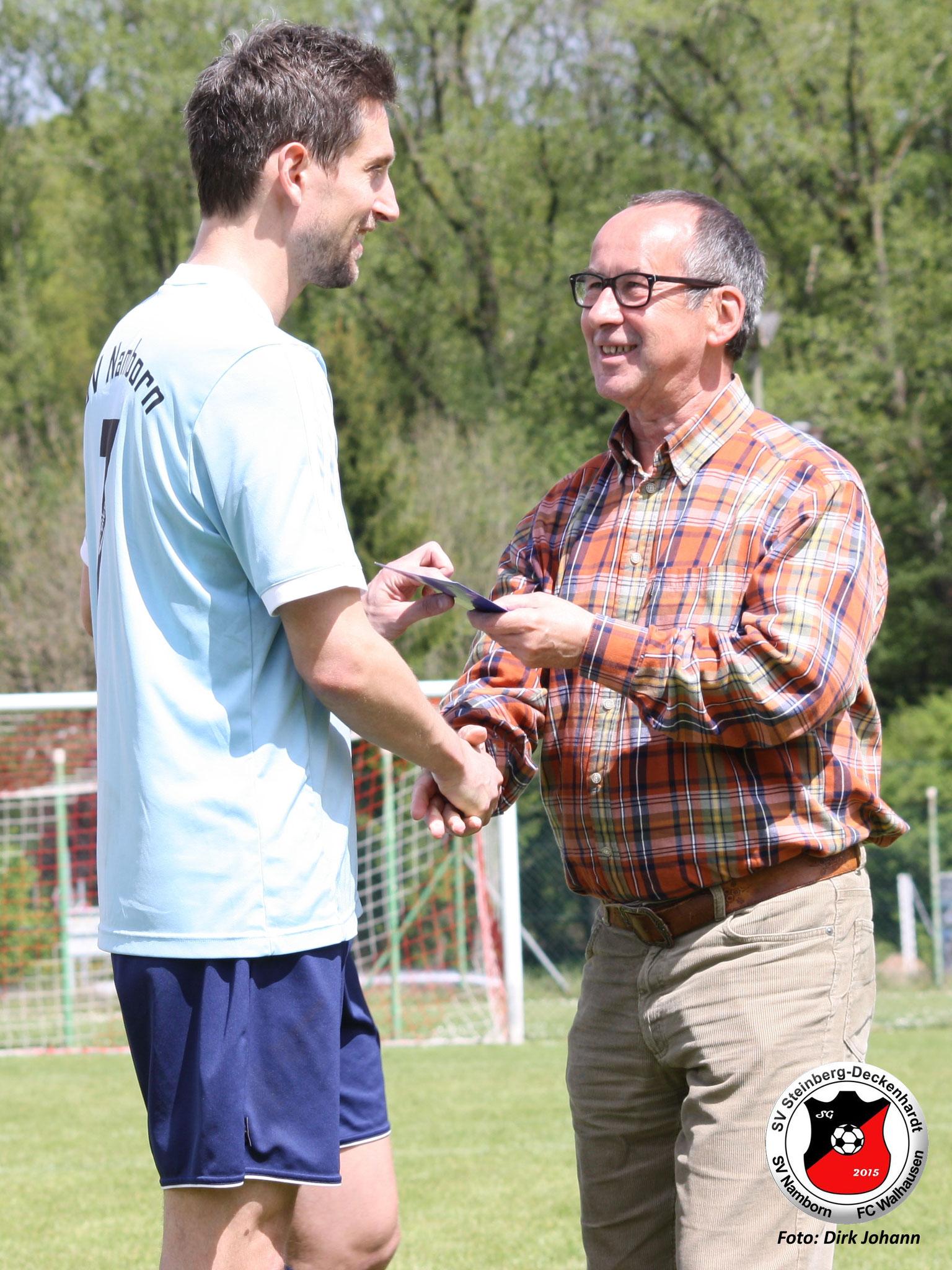 Marcus Malter hört als Trainer auf, bleibt aber als Spieler - DANKE