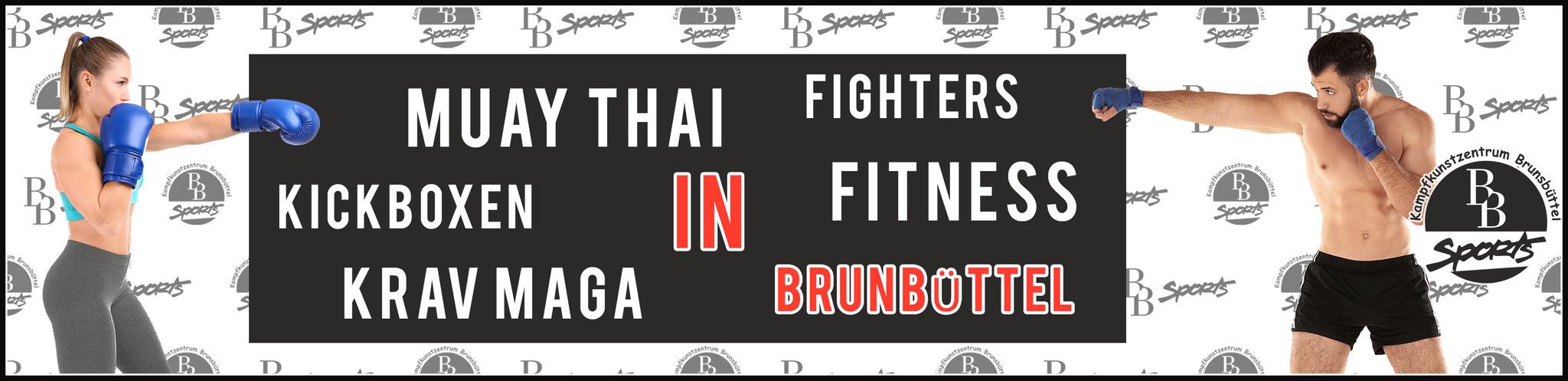 Muay Thai Brunsbüttel kickboxen krav maga