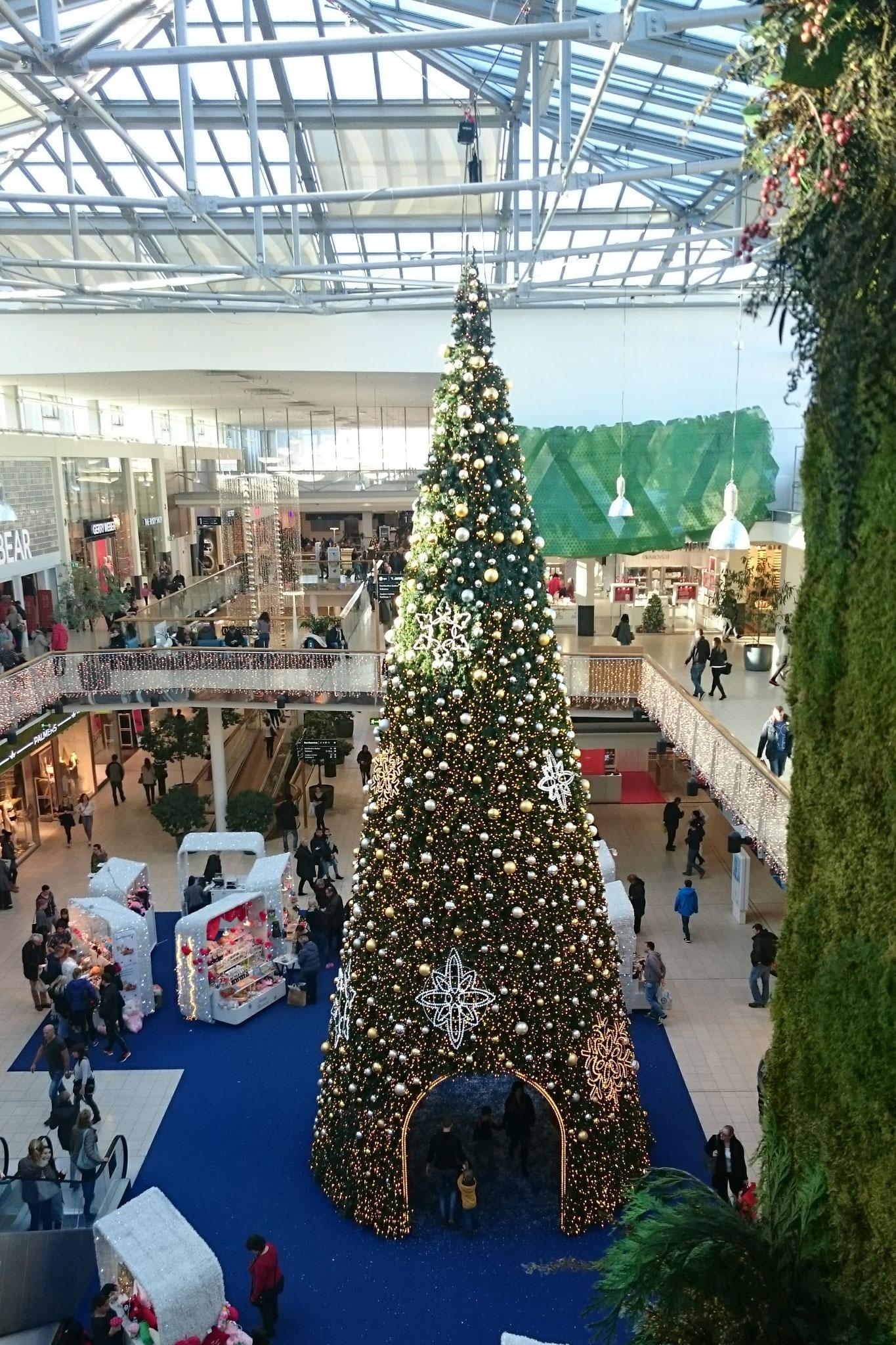 Weihnachtsbaum mal anders..