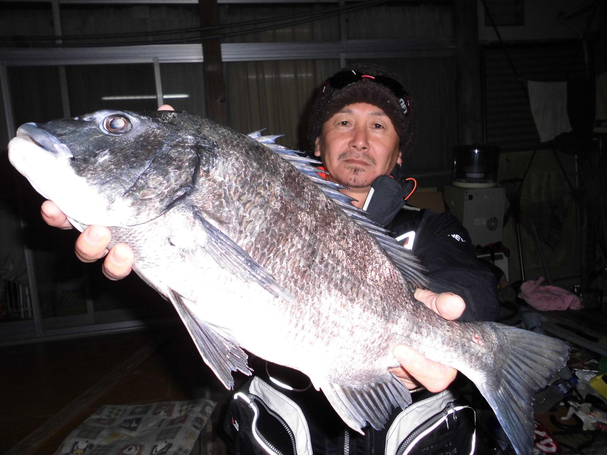 2月22日 林さん ガバチヌ51.2㎝