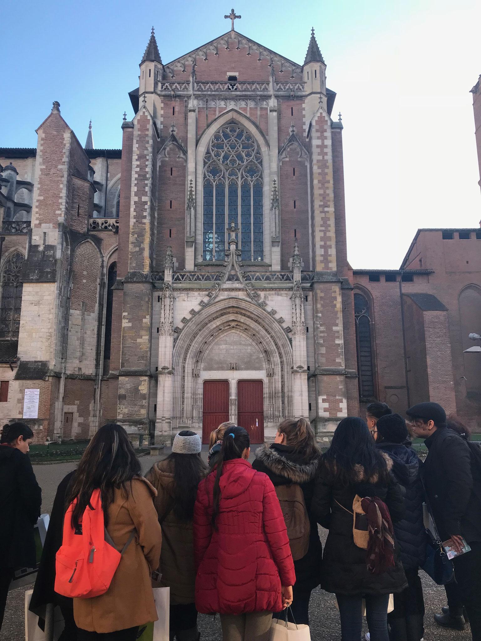 La catedral Saint Etienne