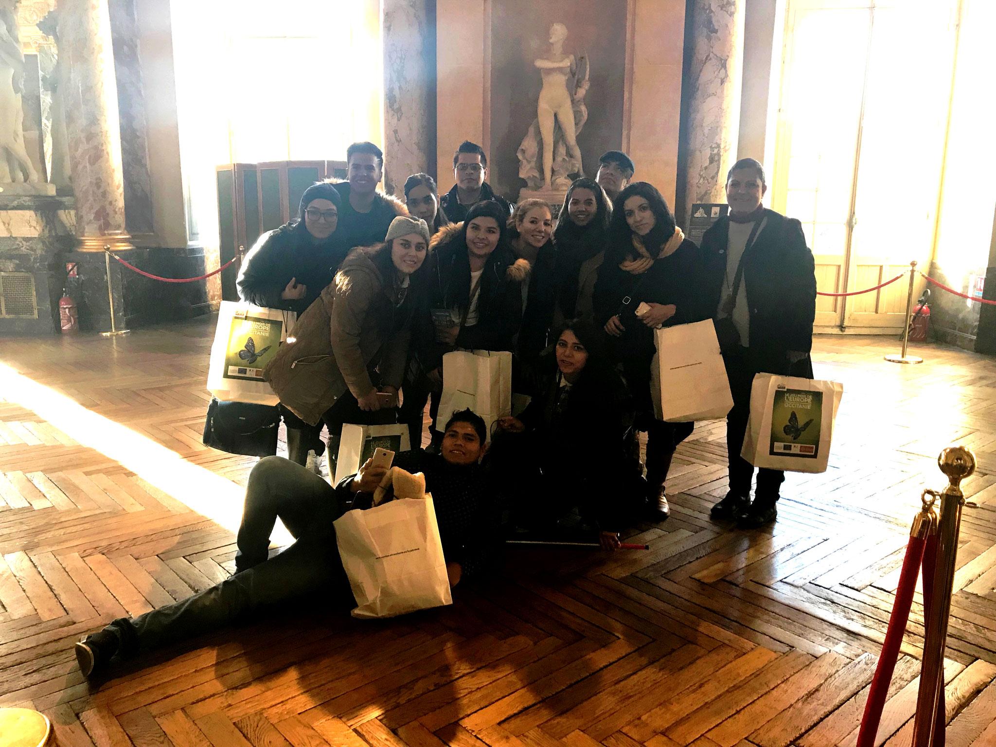 La sala de los Ilustres - Capitole