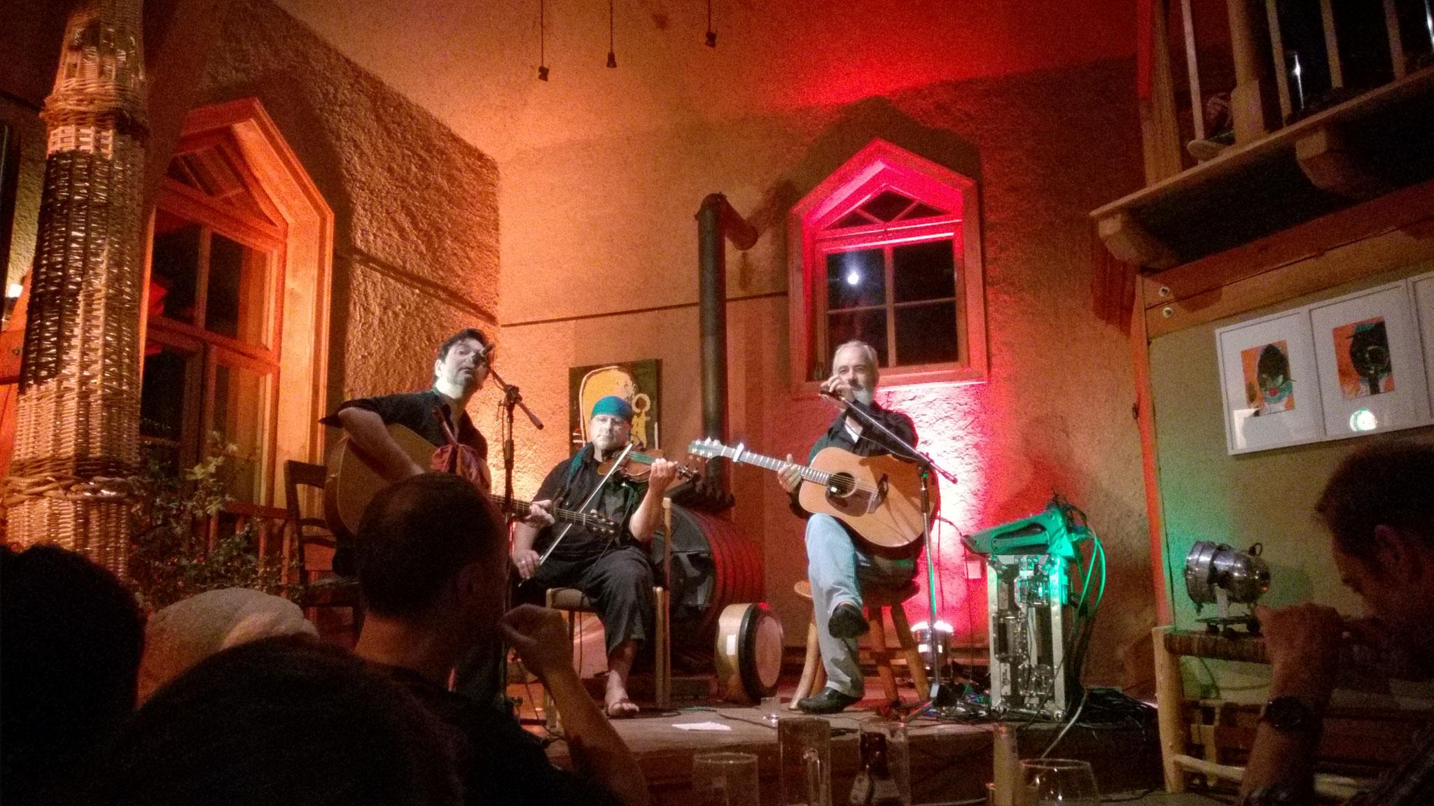 Konzert Tim und Brandon - CAT als Gast Kulturhof Zickra