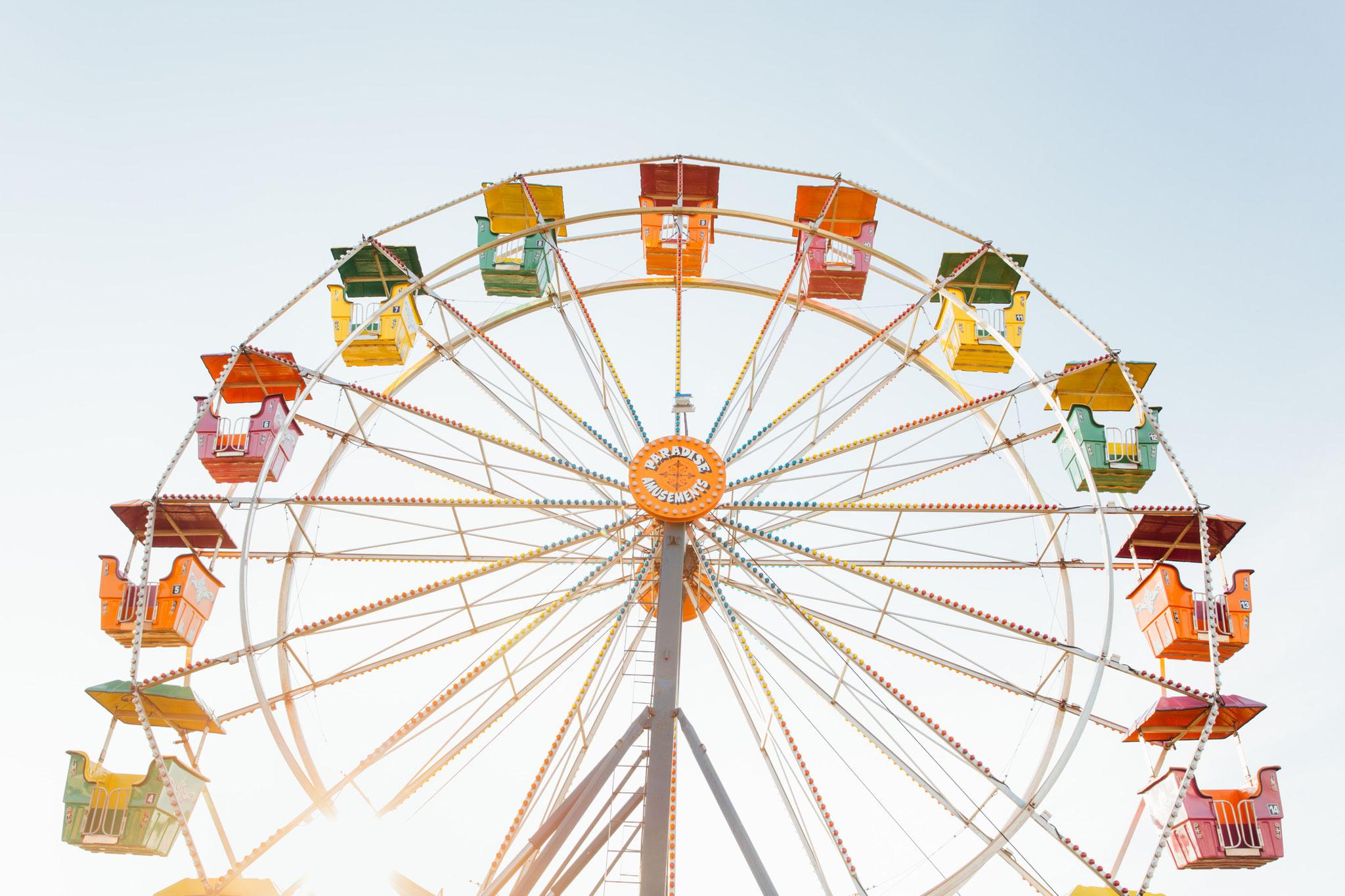 CHANGEMANAGEMENT - Vom Hamsterrad aufs Riesenrad