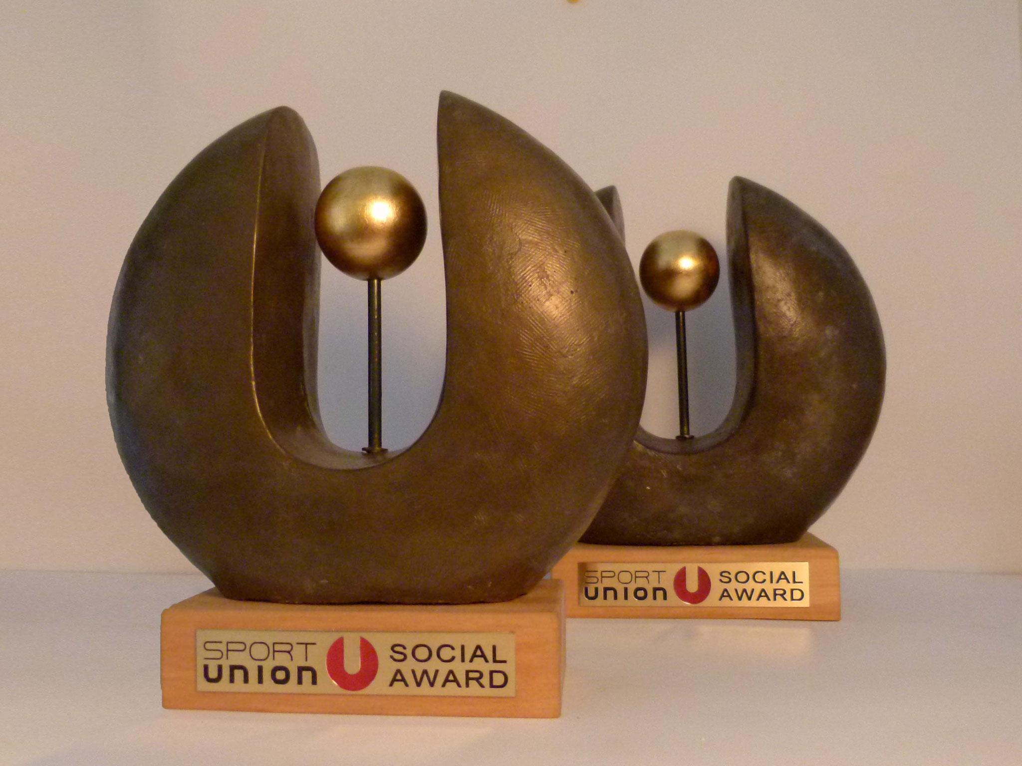 Sozial-Award der Sportunion Salzburg