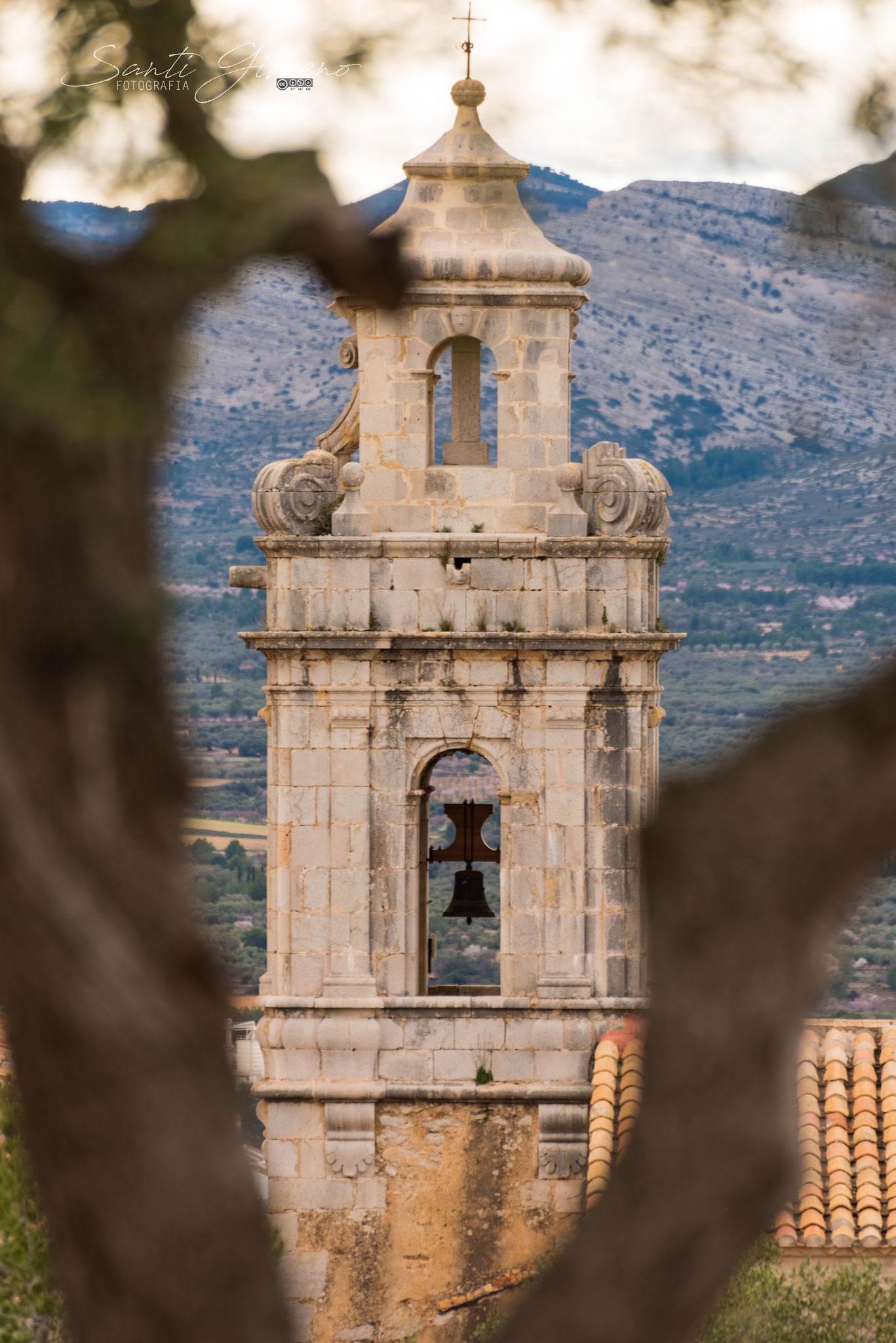 Ermita de Nuestra Señora de los Ángeles, Sant Mateu (març 2020)