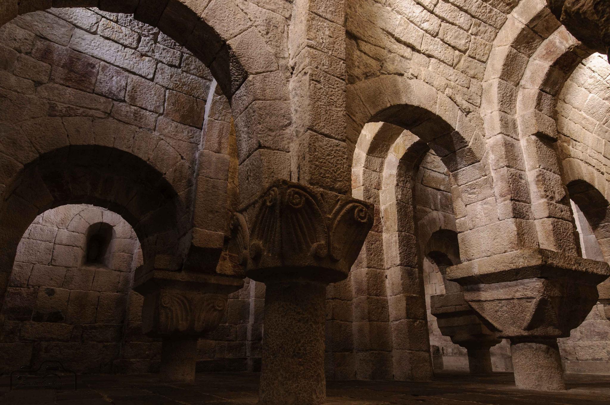 Cripta monestir de Leyre