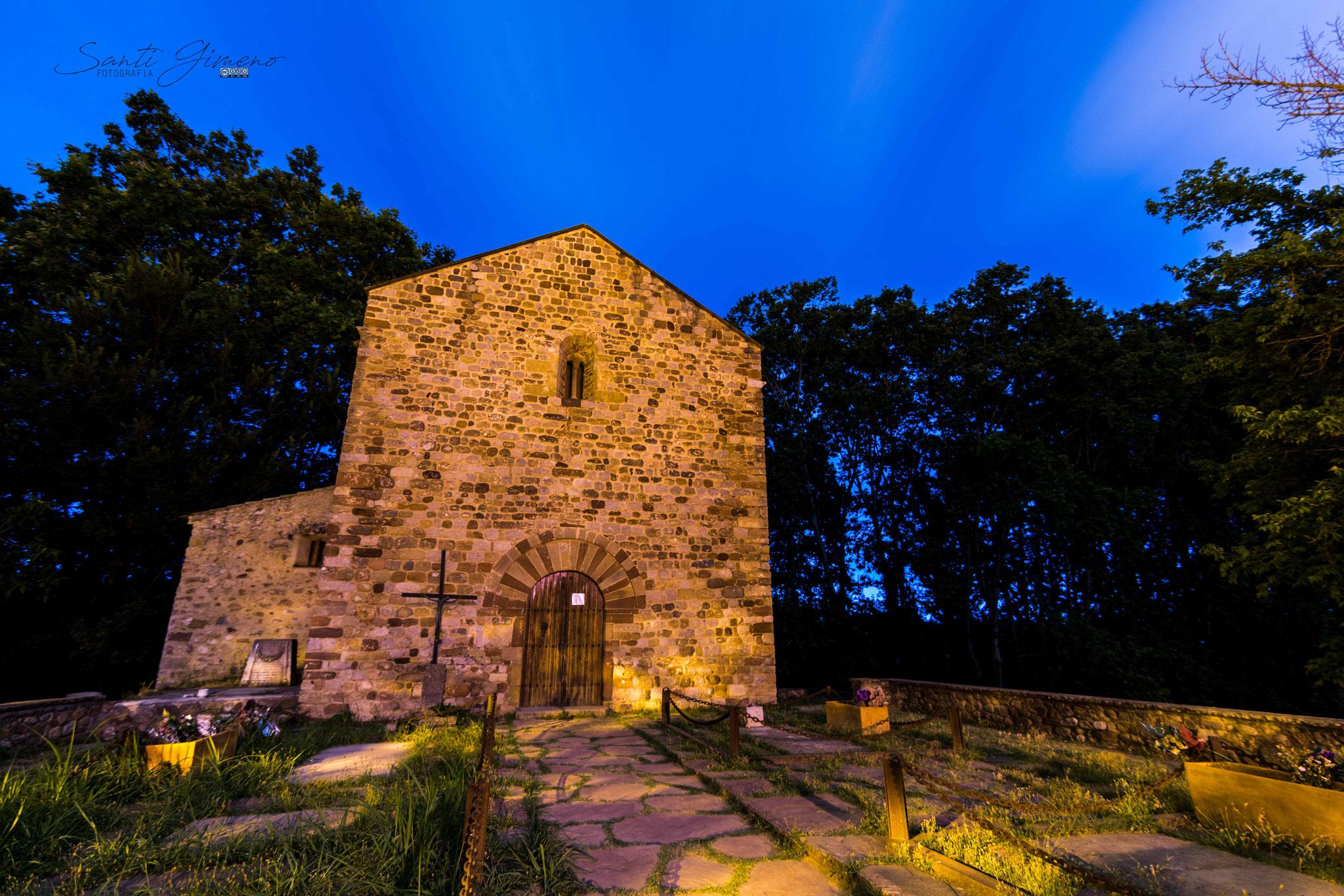 Ermita dels gallecs (març 2019)
