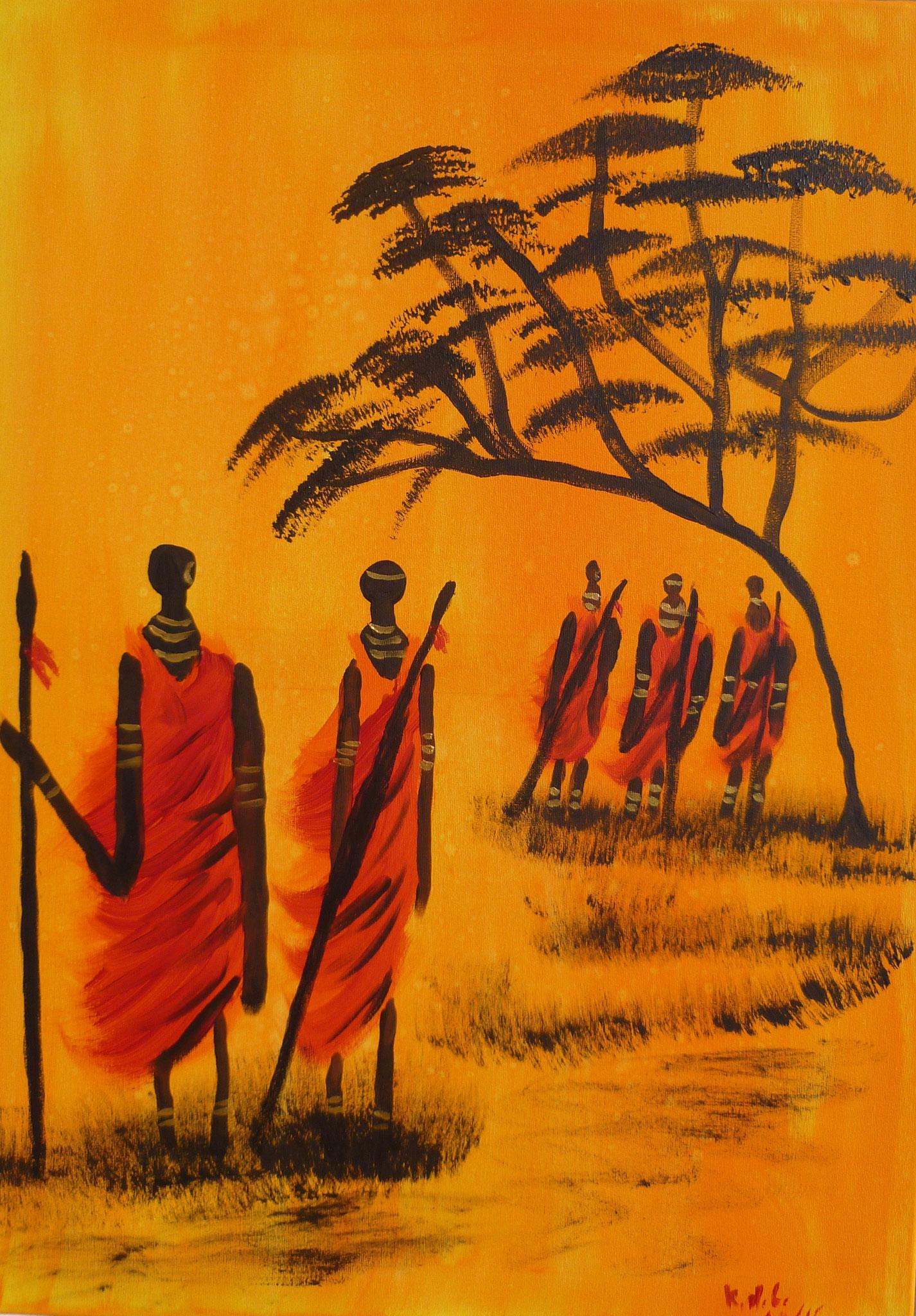 Massai (Afrika)