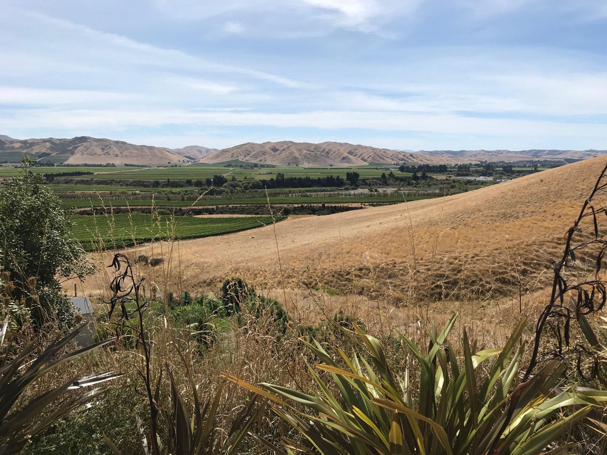 Auf dem Weg nach Christchurch
