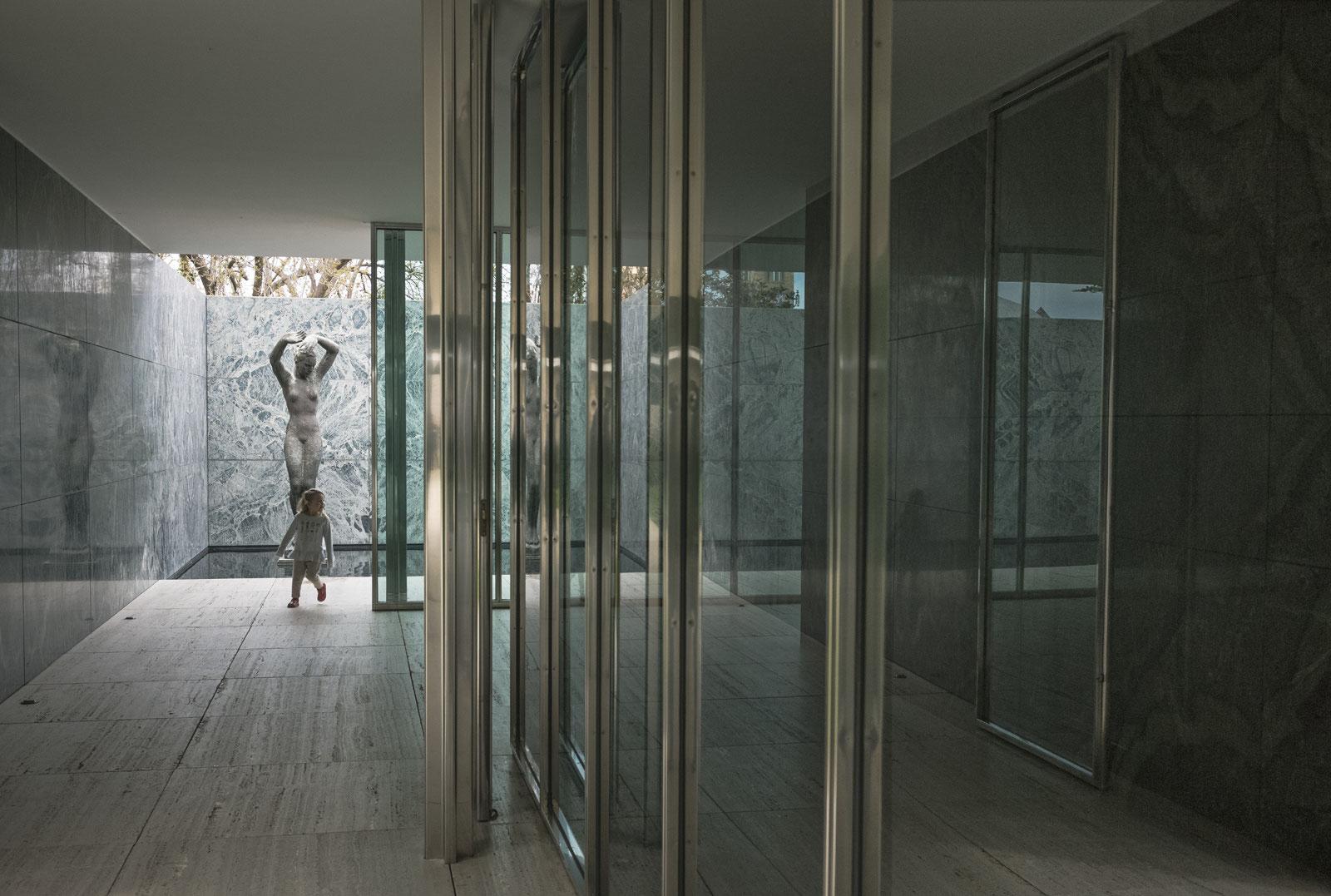 Barcelona Pavillon 9 Barcelona 2017