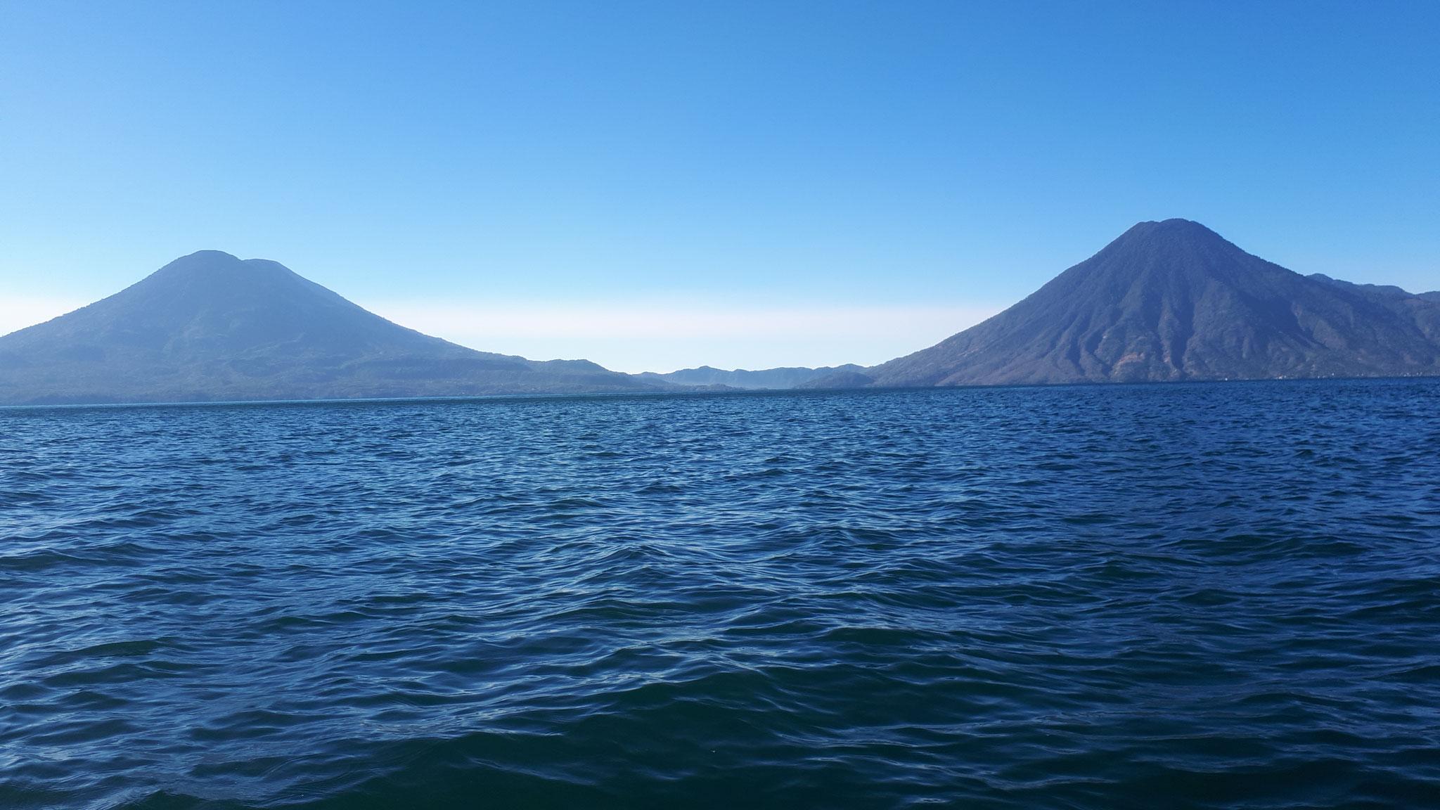 Breathtaking Lake Atilan- Heart chakra ley line